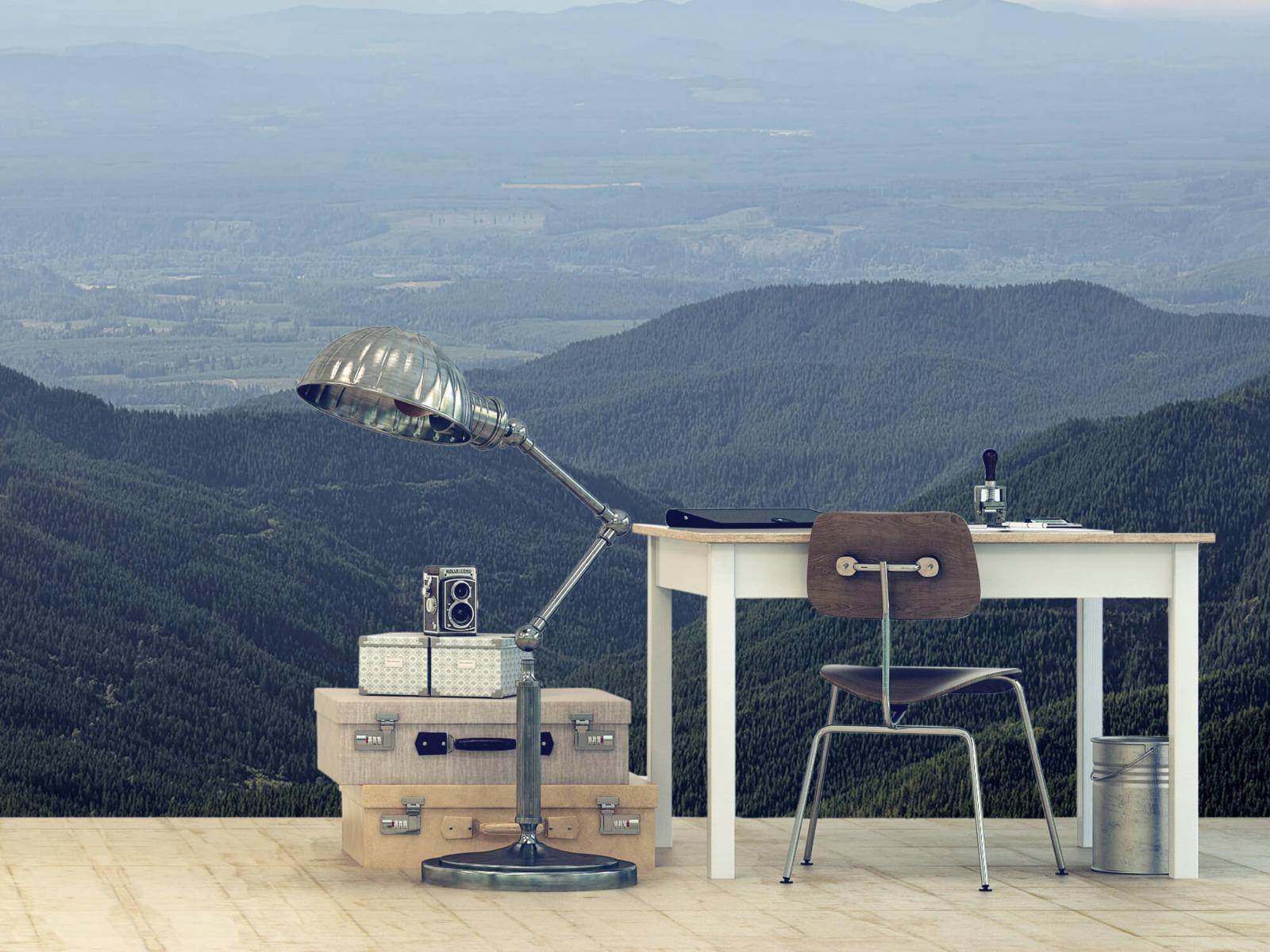 Bergen - Uitzicht vanuit de bergen - Woonkamer 9