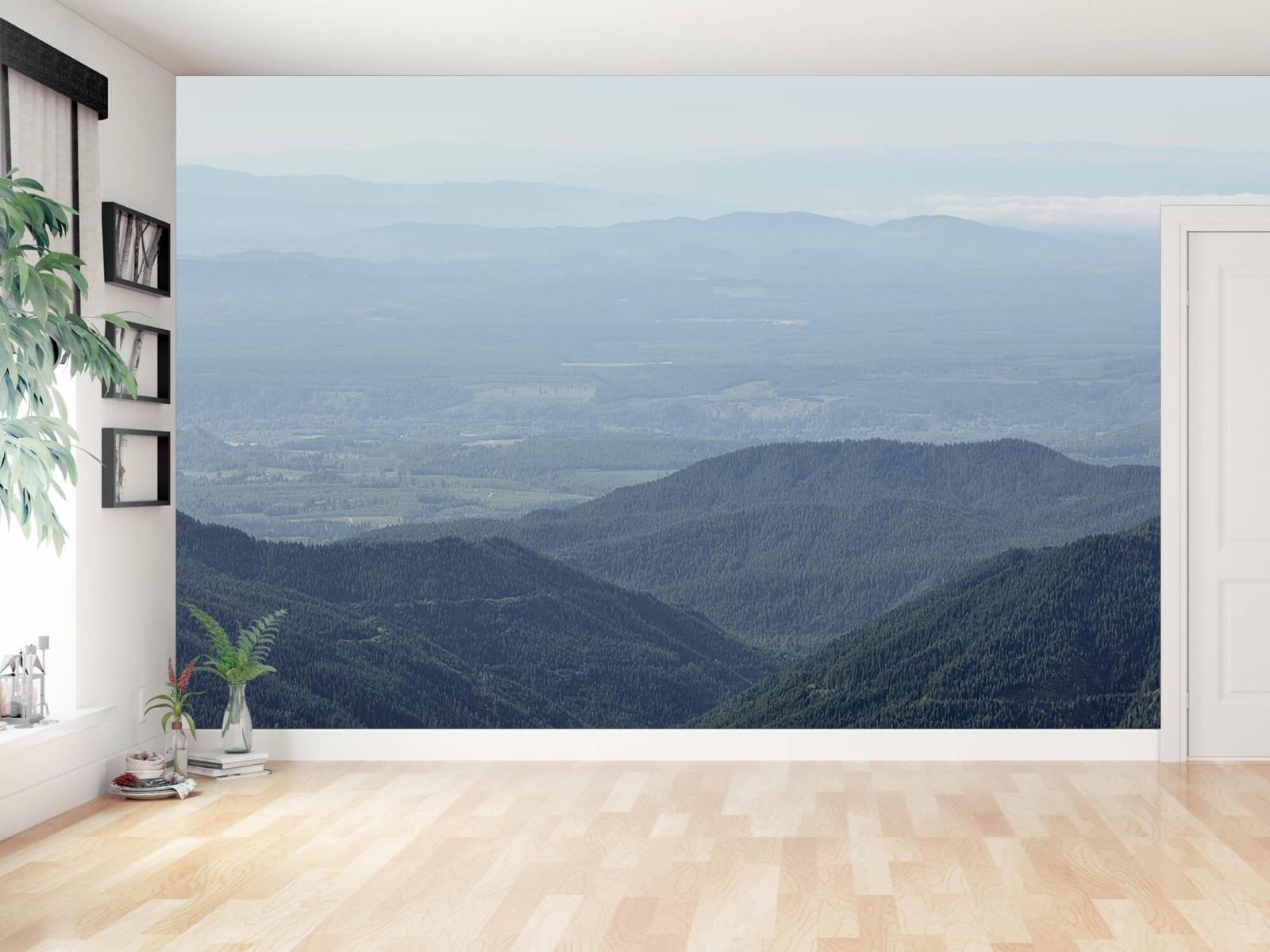 Bergen - Uitzicht vanuit de bergen - Woonkamer 11