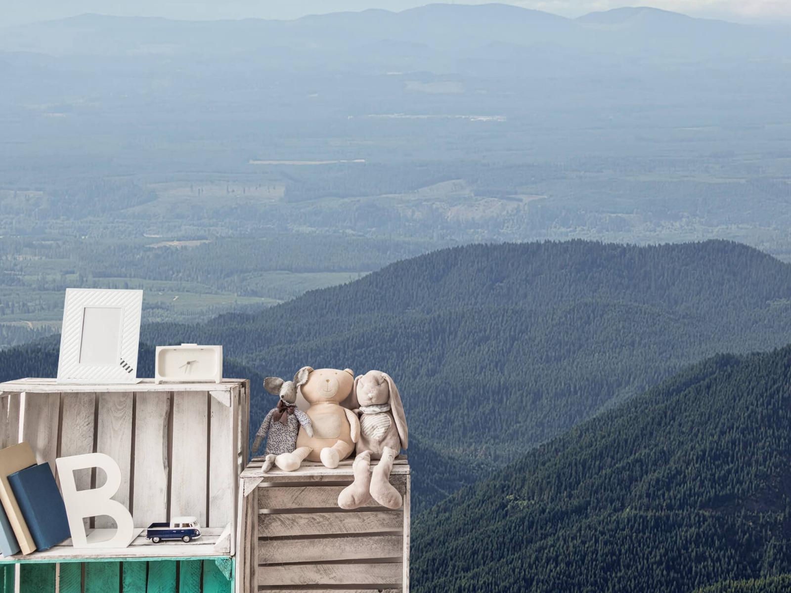 Bergen - Uitzicht vanuit de bergen - Woonkamer 19