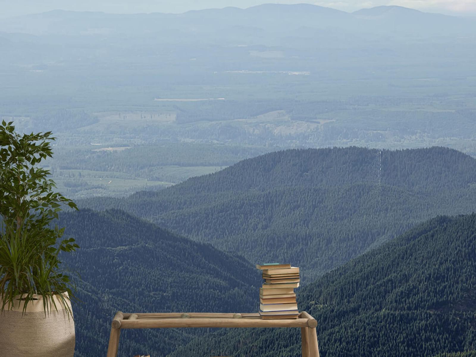 Bergen - Uitzicht vanuit de bergen - Woonkamer 20