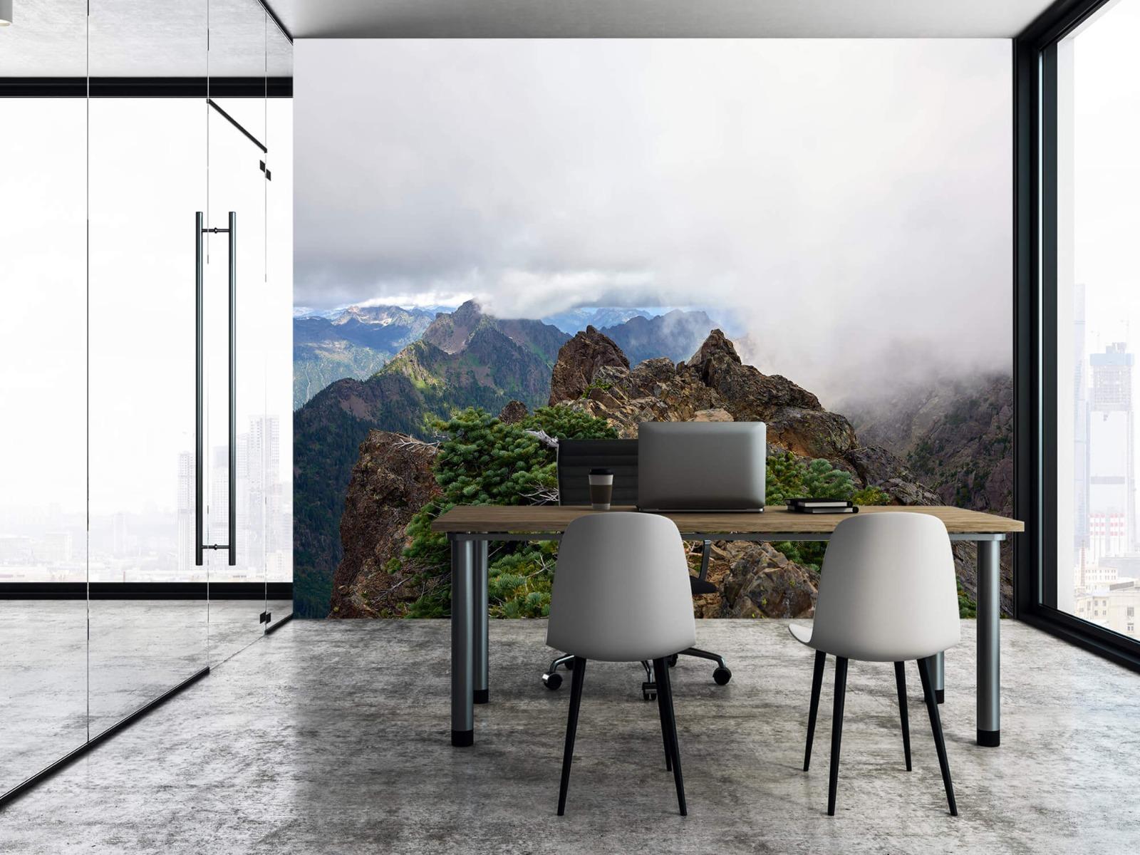 Bergen - Bergtop in de wolken - Slaapkamer 3