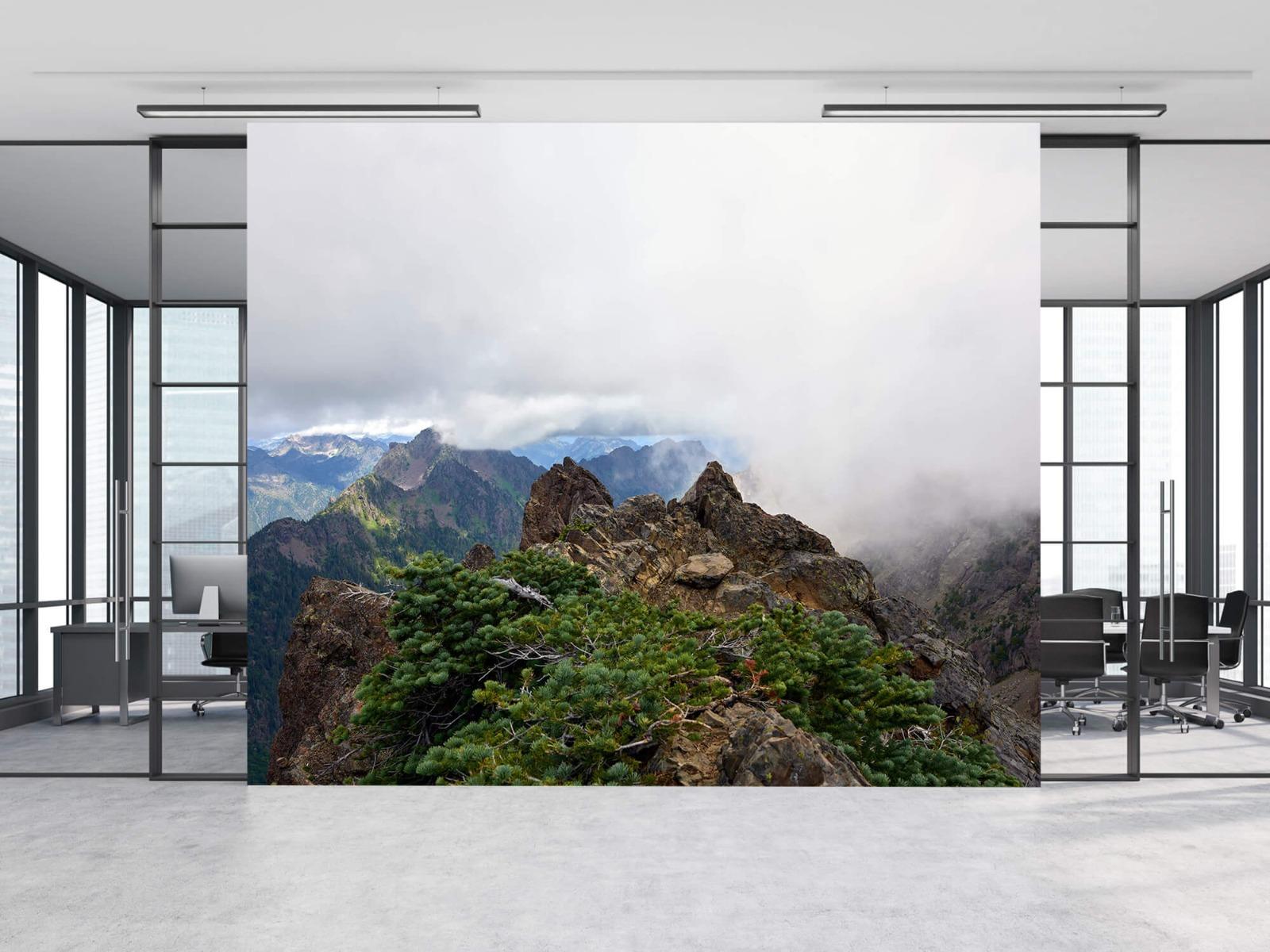 Bergen - Bergtop in de wolken - Slaapkamer 8