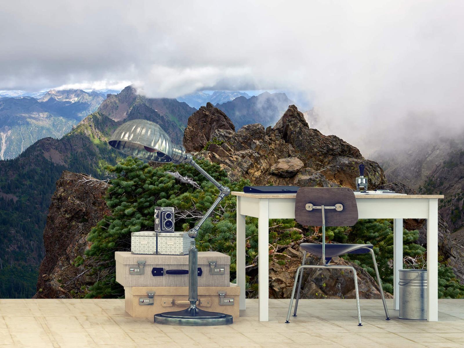 Bergen - Bergtop in de wolken - Slaapkamer 9