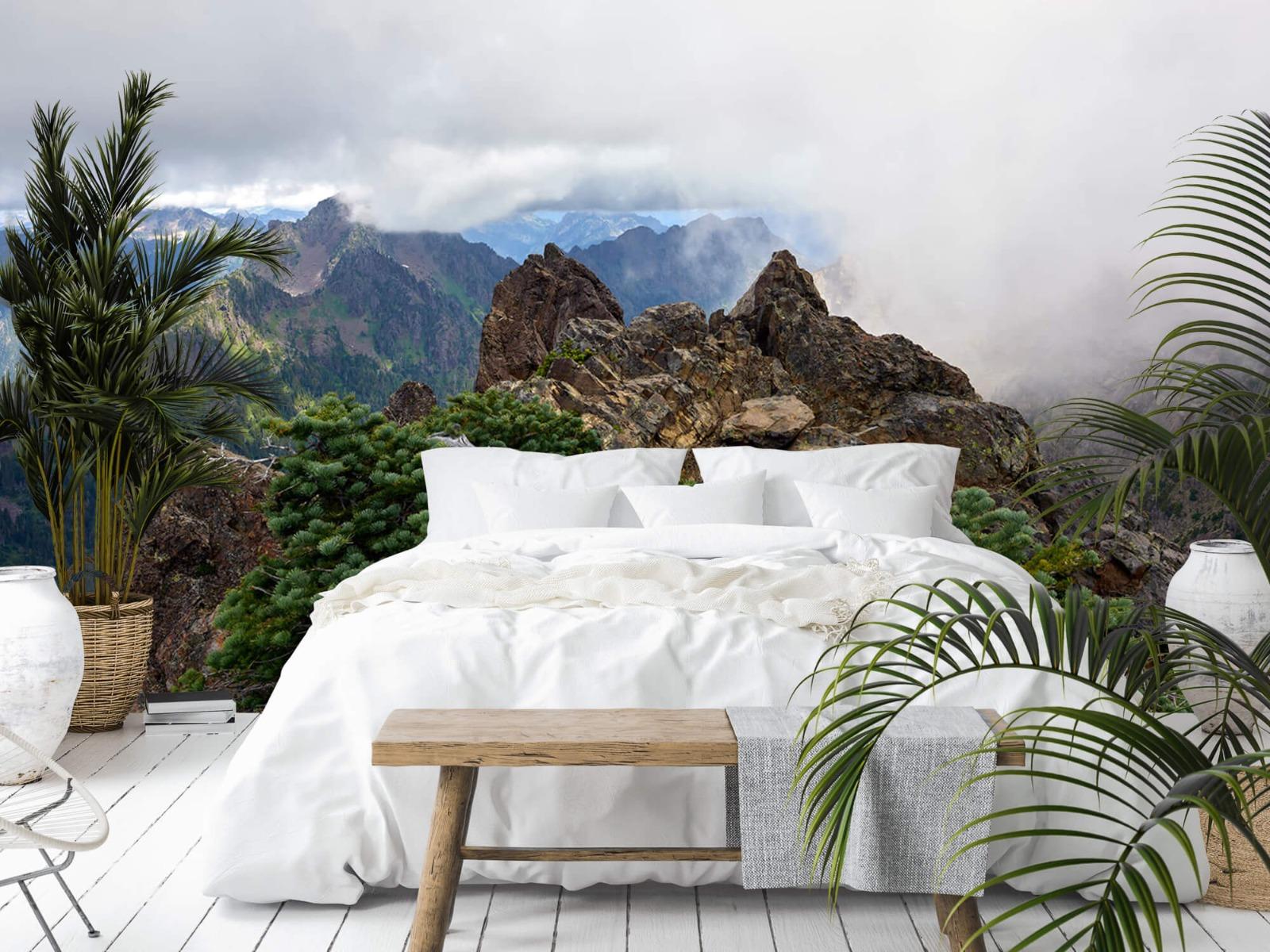 Bergen - Bergtop in de wolken - Slaapkamer 13