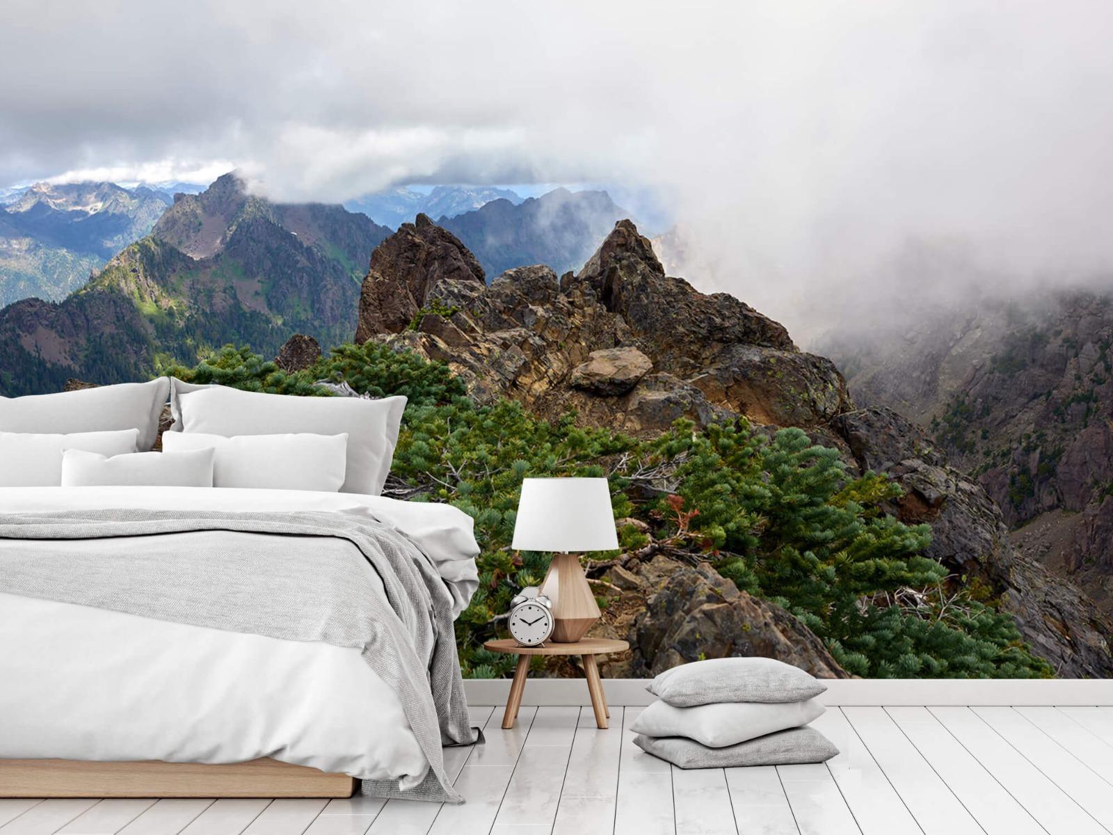 Bergen - Bergtop in de wolken - Slaapkamer 14
