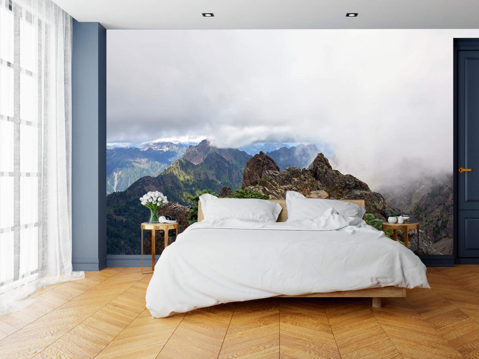 Bergen - Bergtop in de wolken - Slaapkamer 15