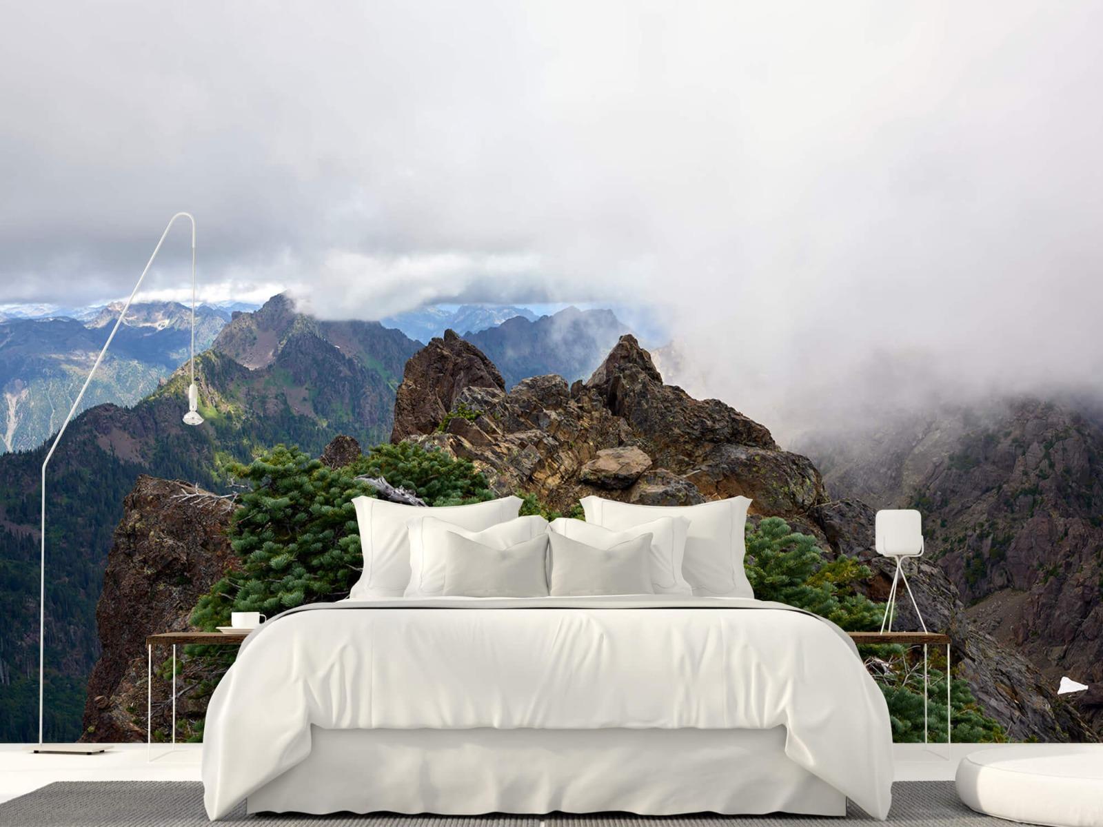 Bergen - Bergtop in de wolken - Slaapkamer 16