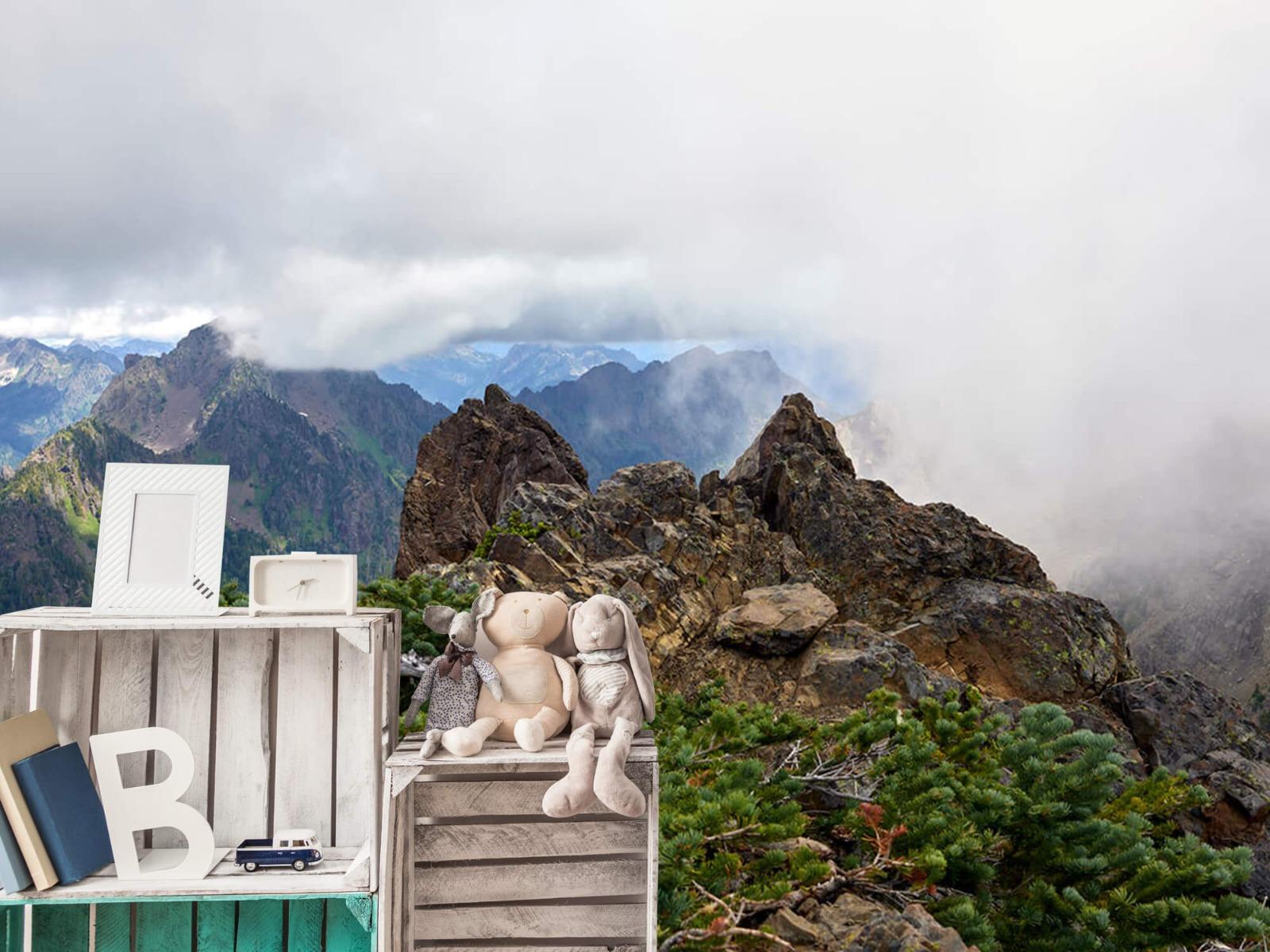 Bergen - Bergtop in de wolken - Slaapkamer 19