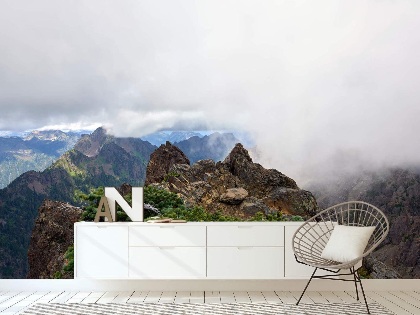 Bergen - Bergtop in de wolken - Slaapkamer 23