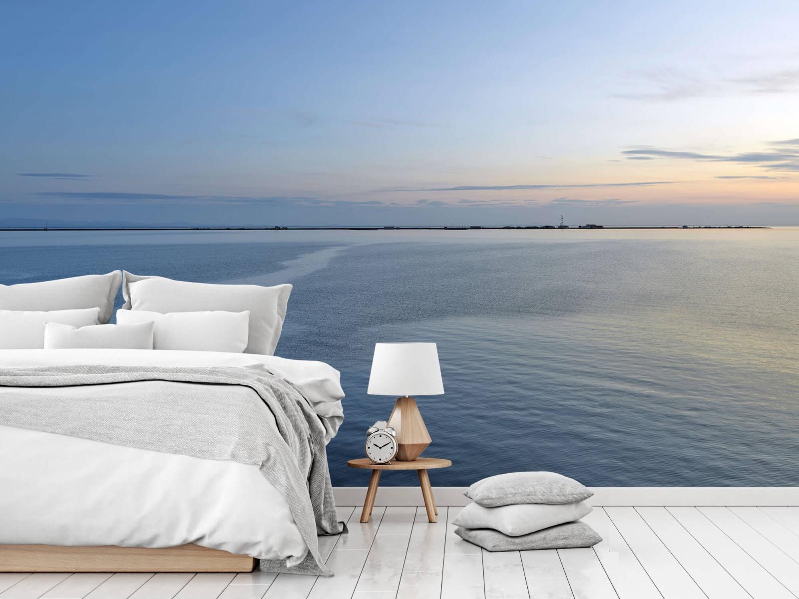 Zeeën en Oceanen - Zee en zonsopkomst - Wallexclusive - Woonkamer 14