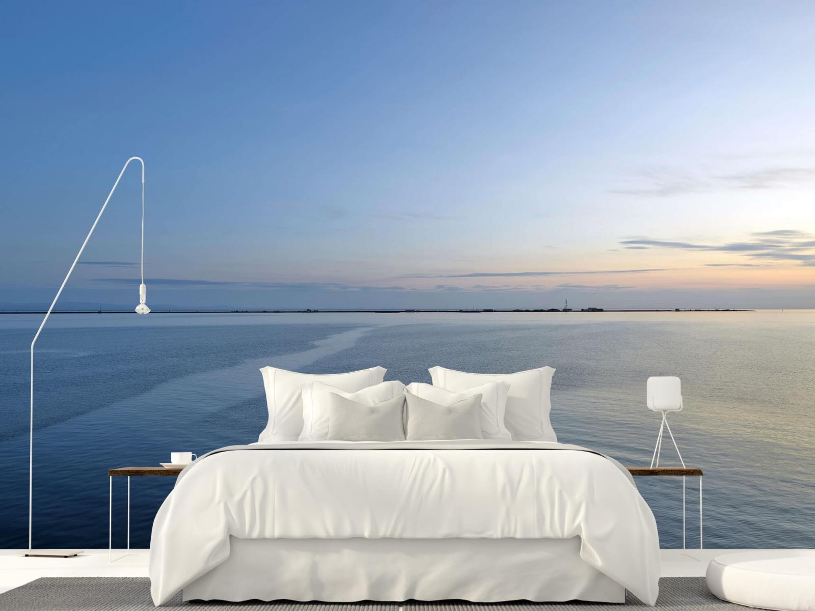 Zeeën en Oceanen - Zee en zonsopkomst - Wallexclusive - Woonkamer 16
