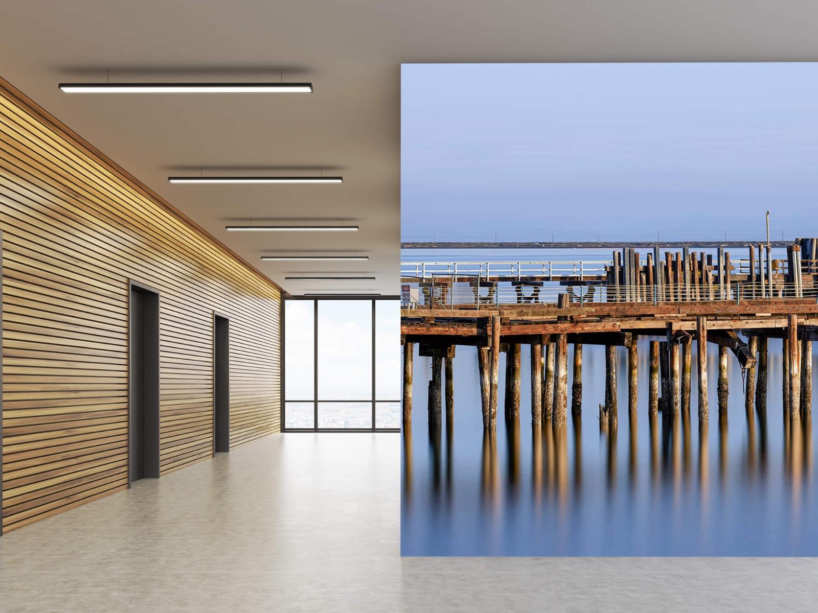 Houten Steigers - Steiger op houten palen - Wallexclusive - Slaapkamer 6