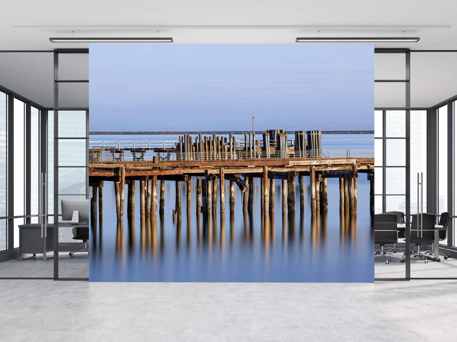 Houten Steigers - Steiger op houten palen - Wallexclusive - Slaapkamer 9