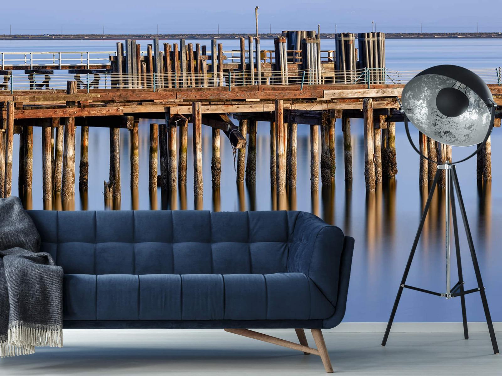 Houten Steigers - Steiger op houten palen - Wallexclusive - Slaapkamer 11