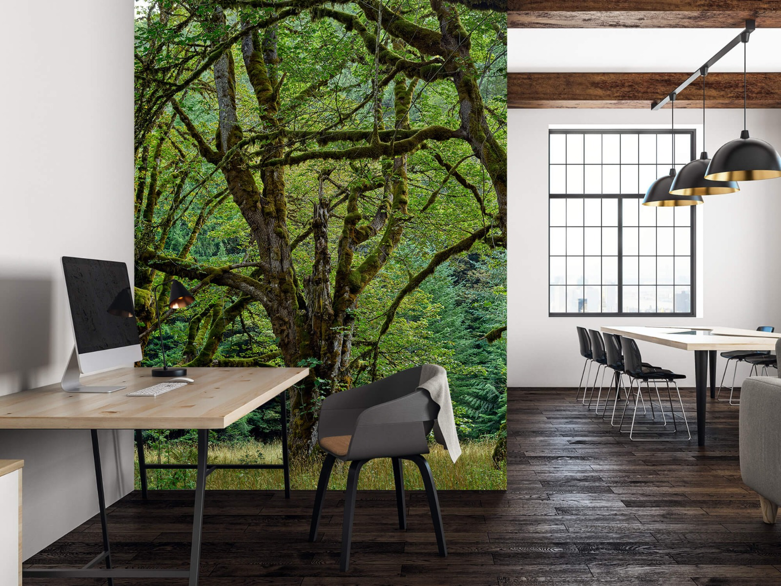 Bomen - Oude bomen - Wallexclusive - Slaapkamer 22