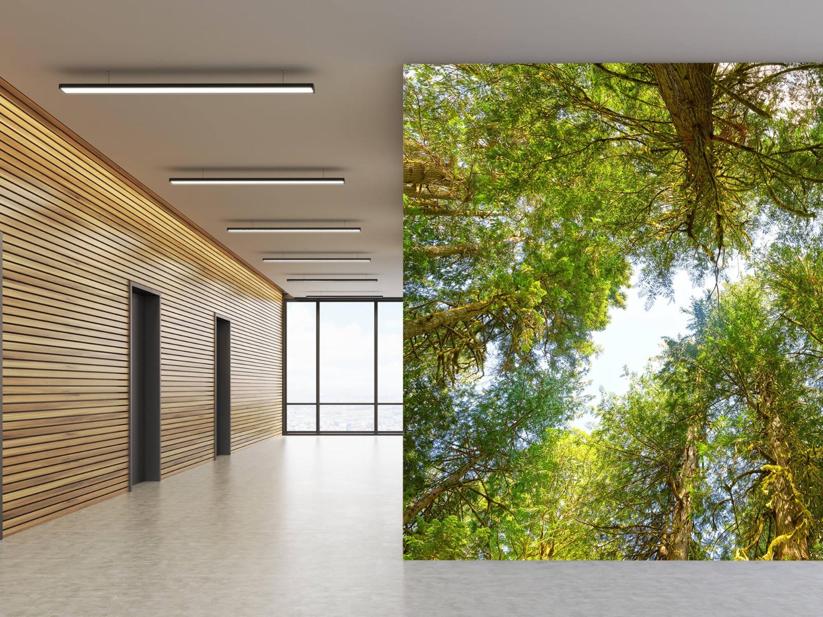 Bomen - Bomen en bladeren - Wallexclusive - Slaapkamer 8