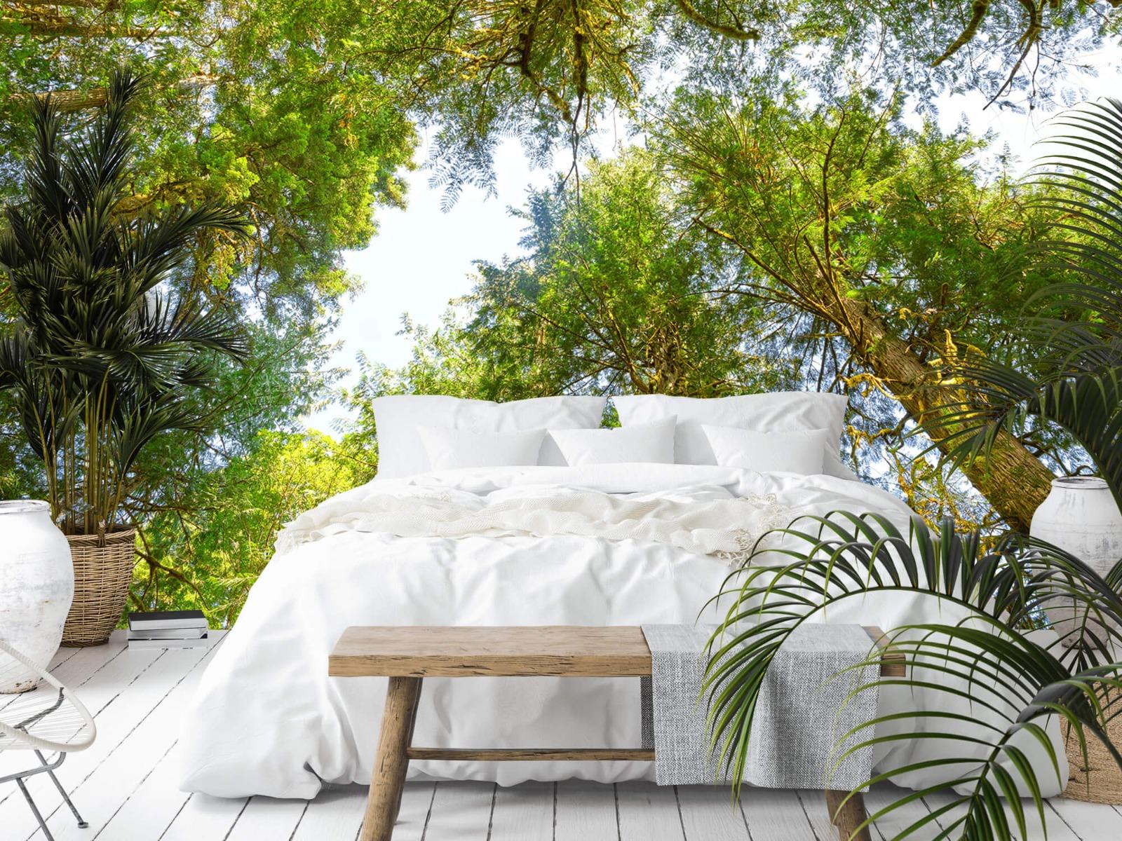 Bomen - Bomen en bladeren - Wallexclusive - Slaapkamer 15