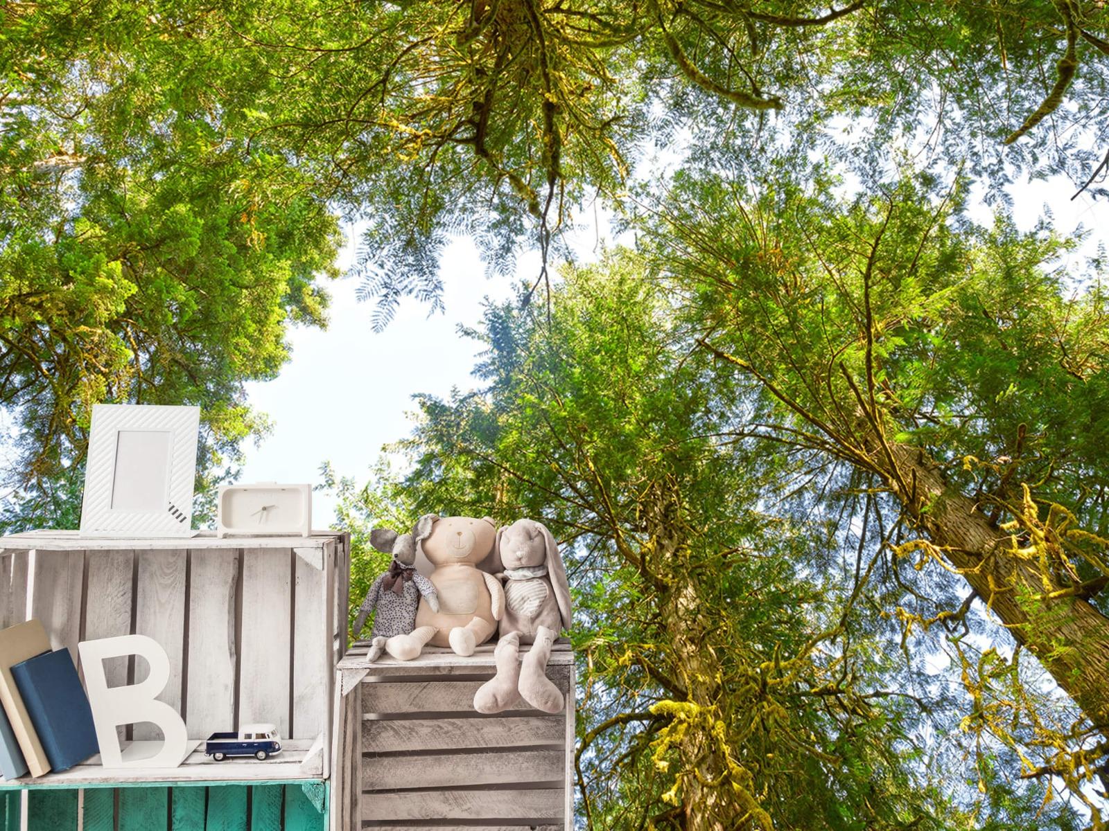 Bomen - Bomen en bladeren - Wallexclusive - Slaapkamer 20