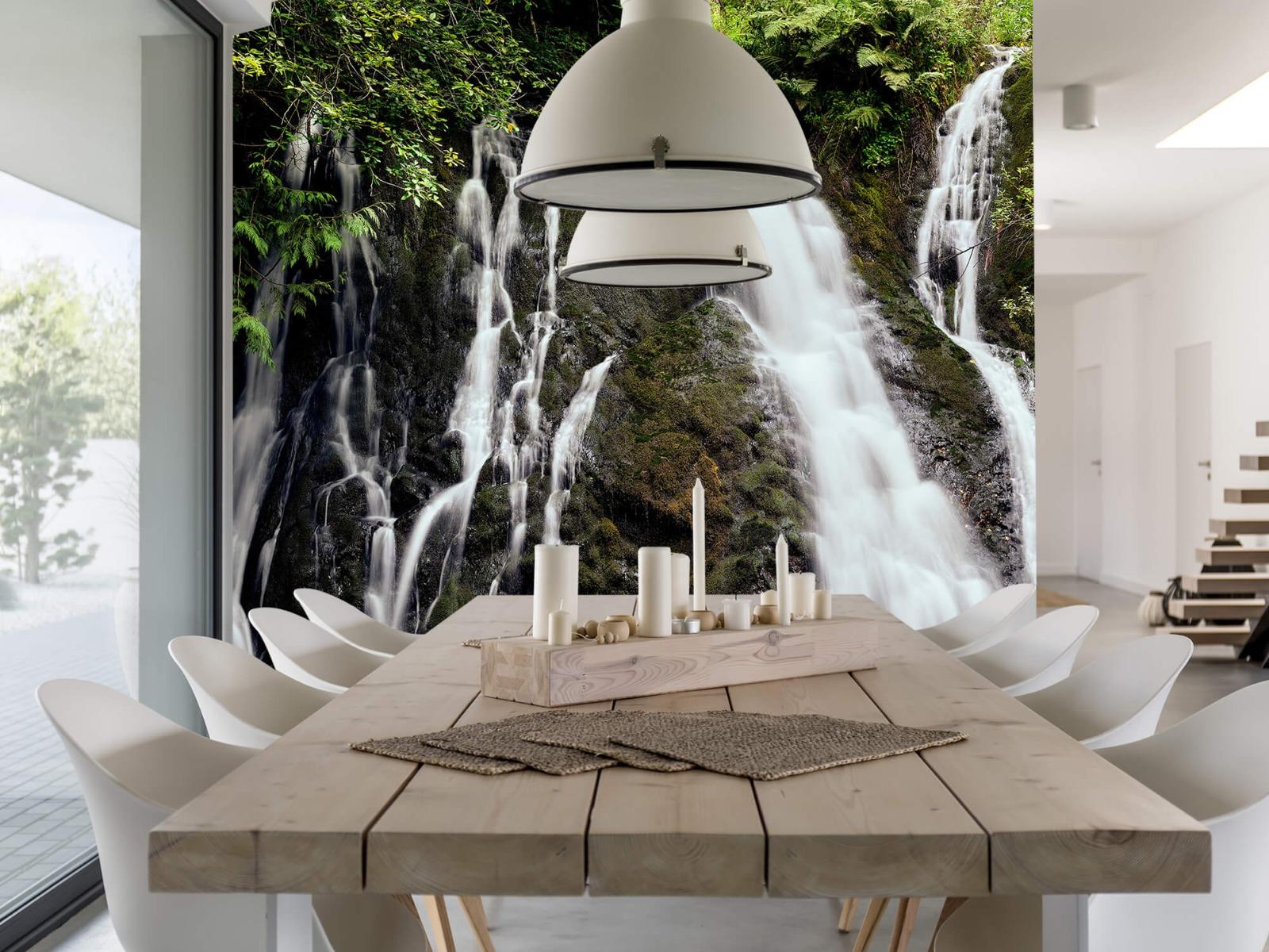 Watervallen - Waterval met 4 stromen - Wallexclusive - Slaapkamer 3