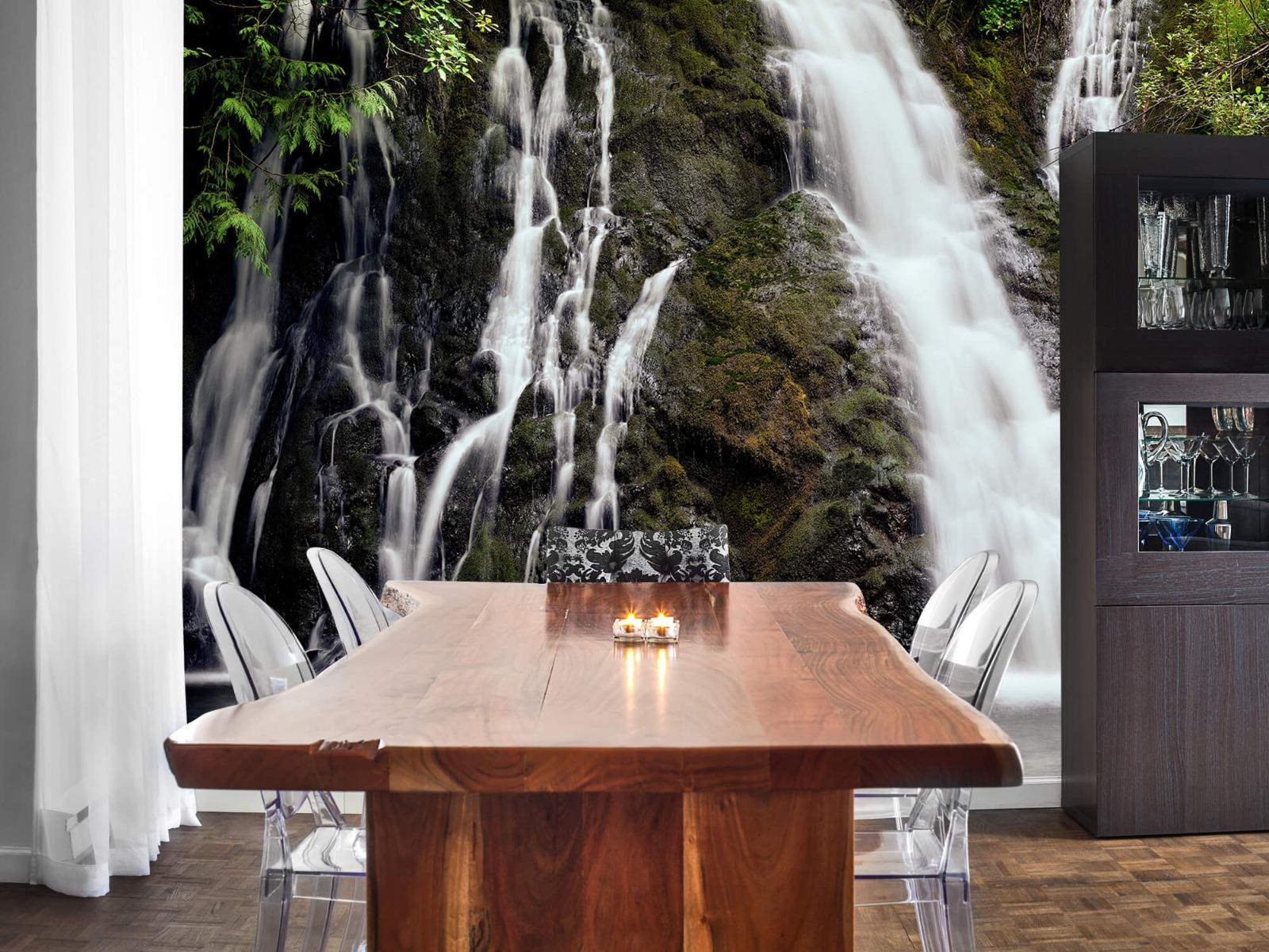 Watervallen - Waterval met 4 stromen - Wallexclusive - Slaapkamer 4