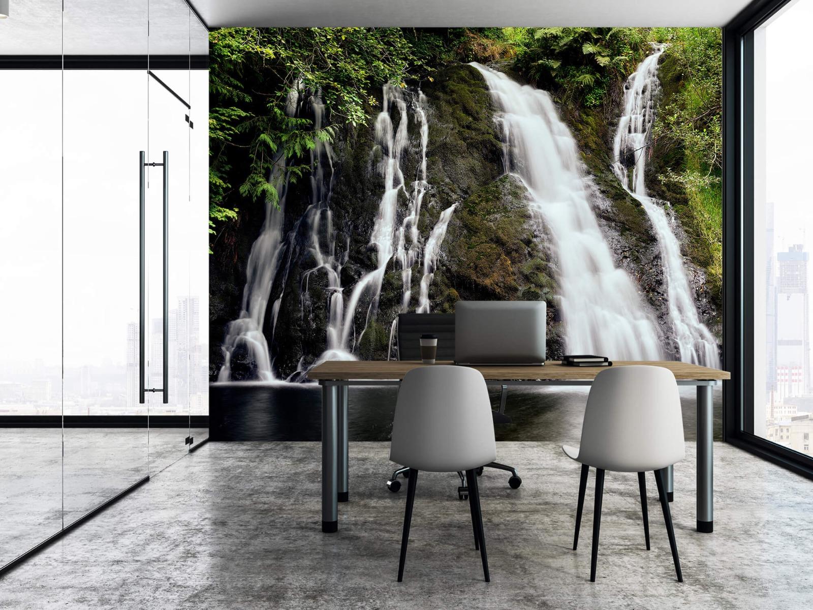 Watervallen - Waterval met 4 stromen - Wallexclusive - Slaapkamer 5