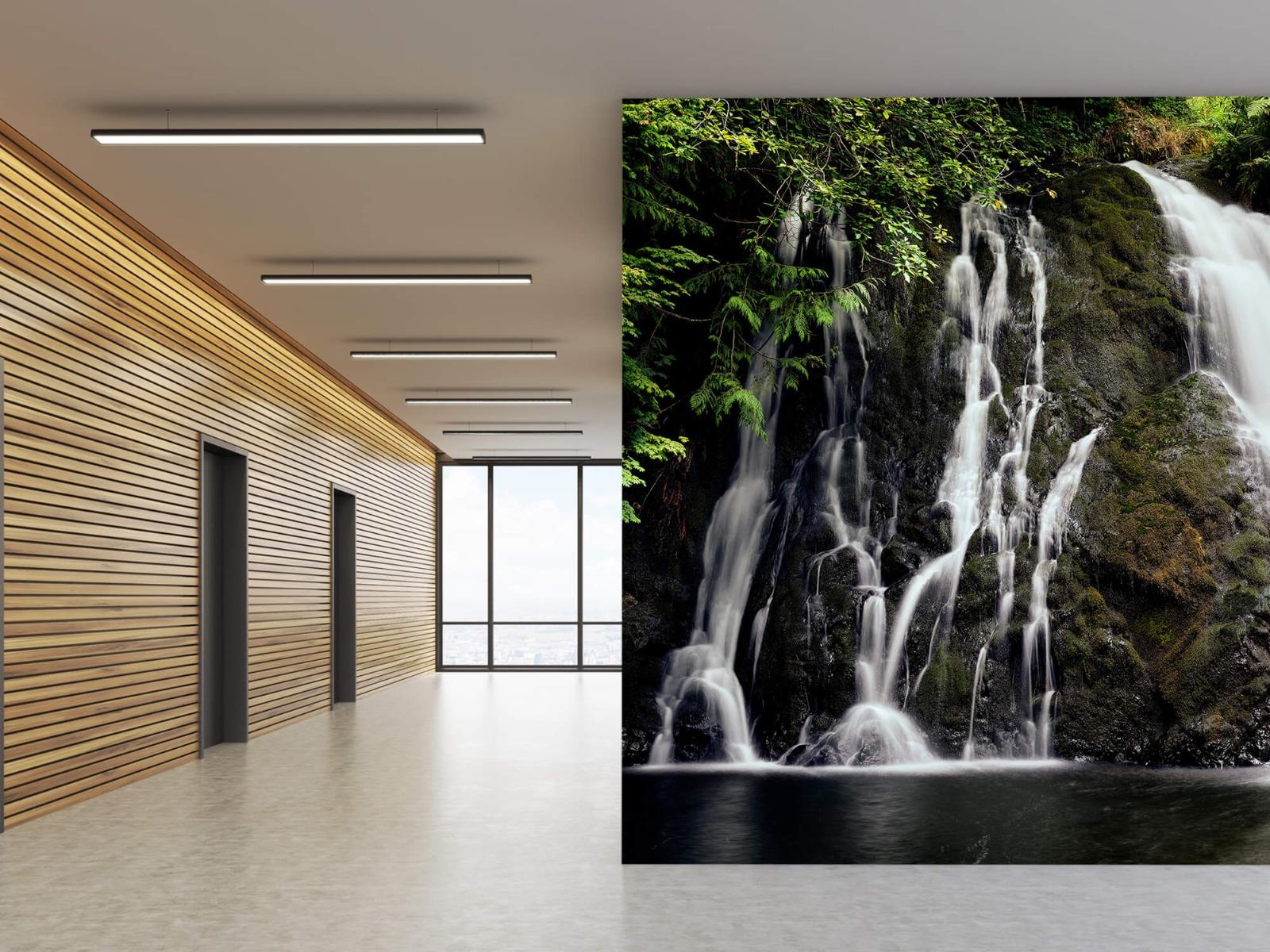 Watervallen - Waterval met 4 stromen - Wallexclusive - Slaapkamer 7