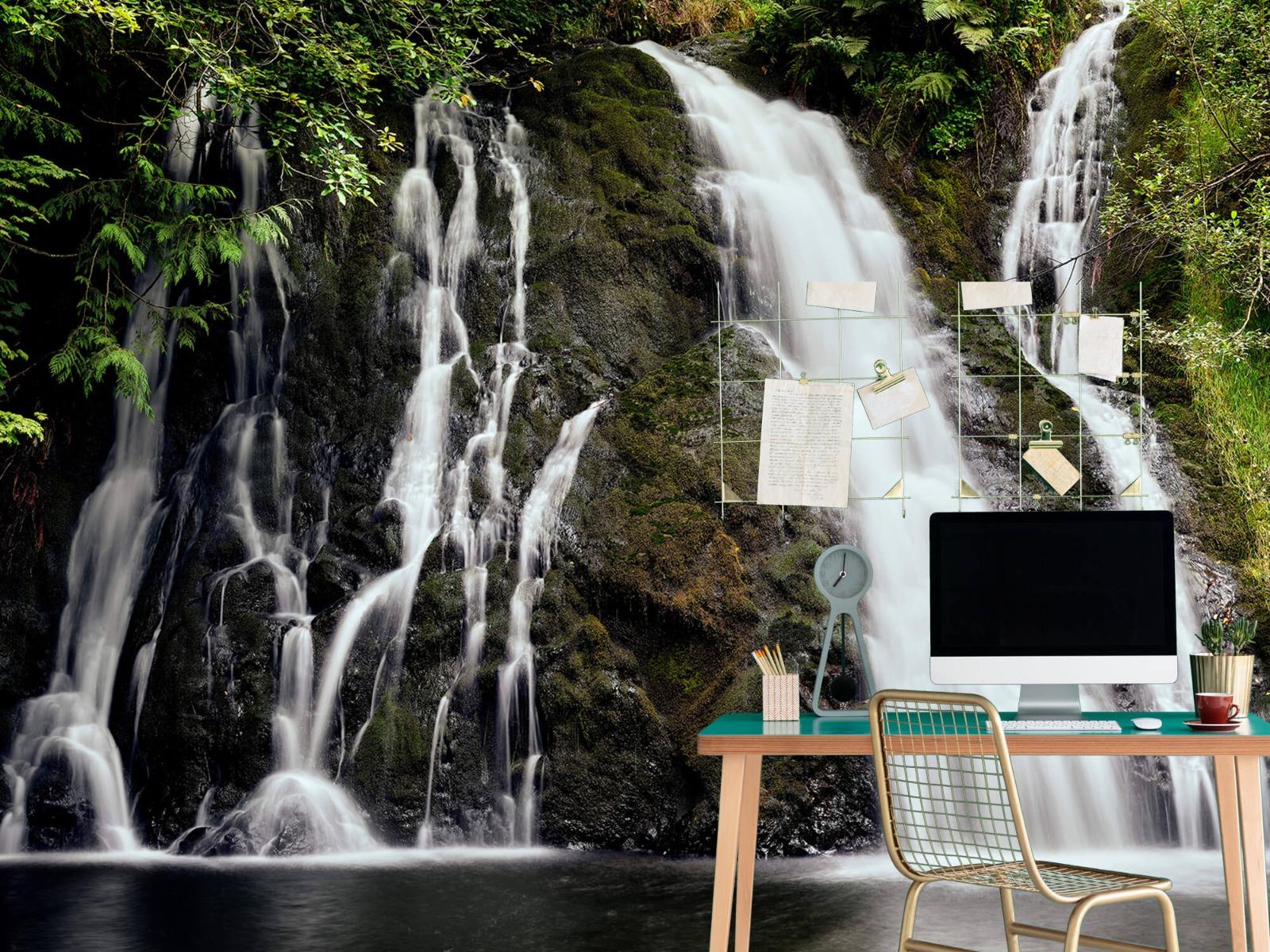 Watervallen - Waterval met 4 stromen - Wallexclusive - Slaapkamer 9