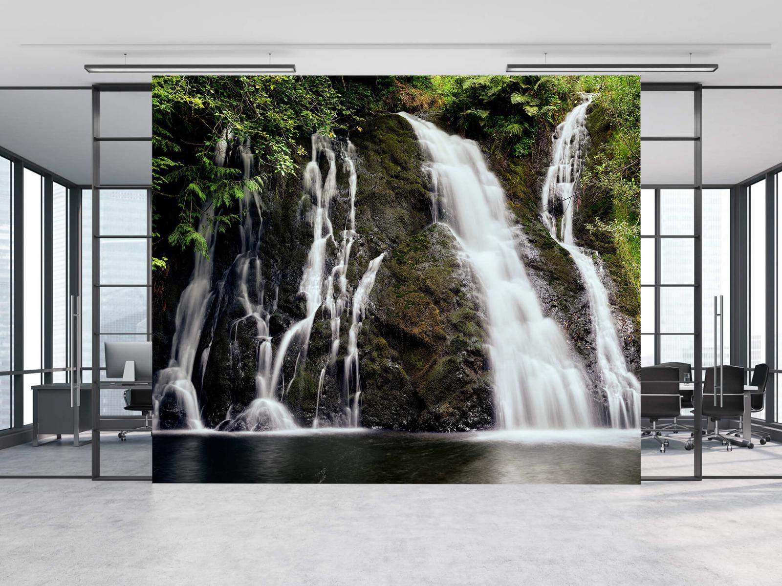 Watervallen - Waterval met 4 stromen - Wallexclusive - Slaapkamer 10