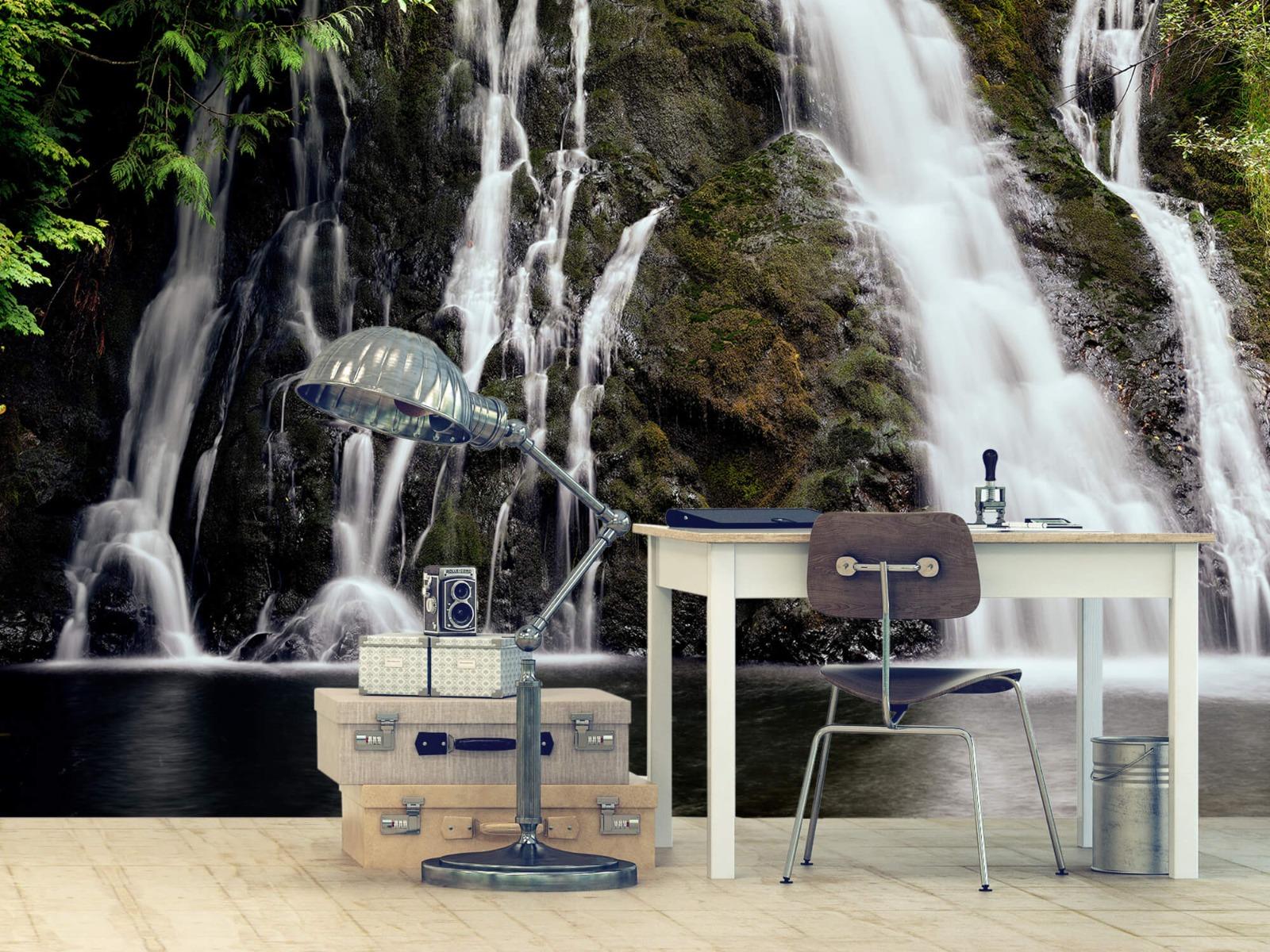 Watervallen - Waterval met 4 stromen - Wallexclusive - Slaapkamer 2