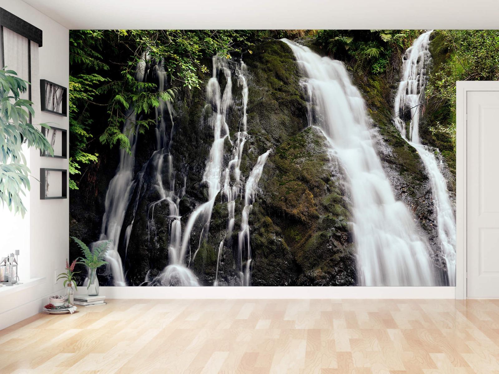 Watervallen - Waterval met 4 stromen - Wallexclusive - Slaapkamer 12