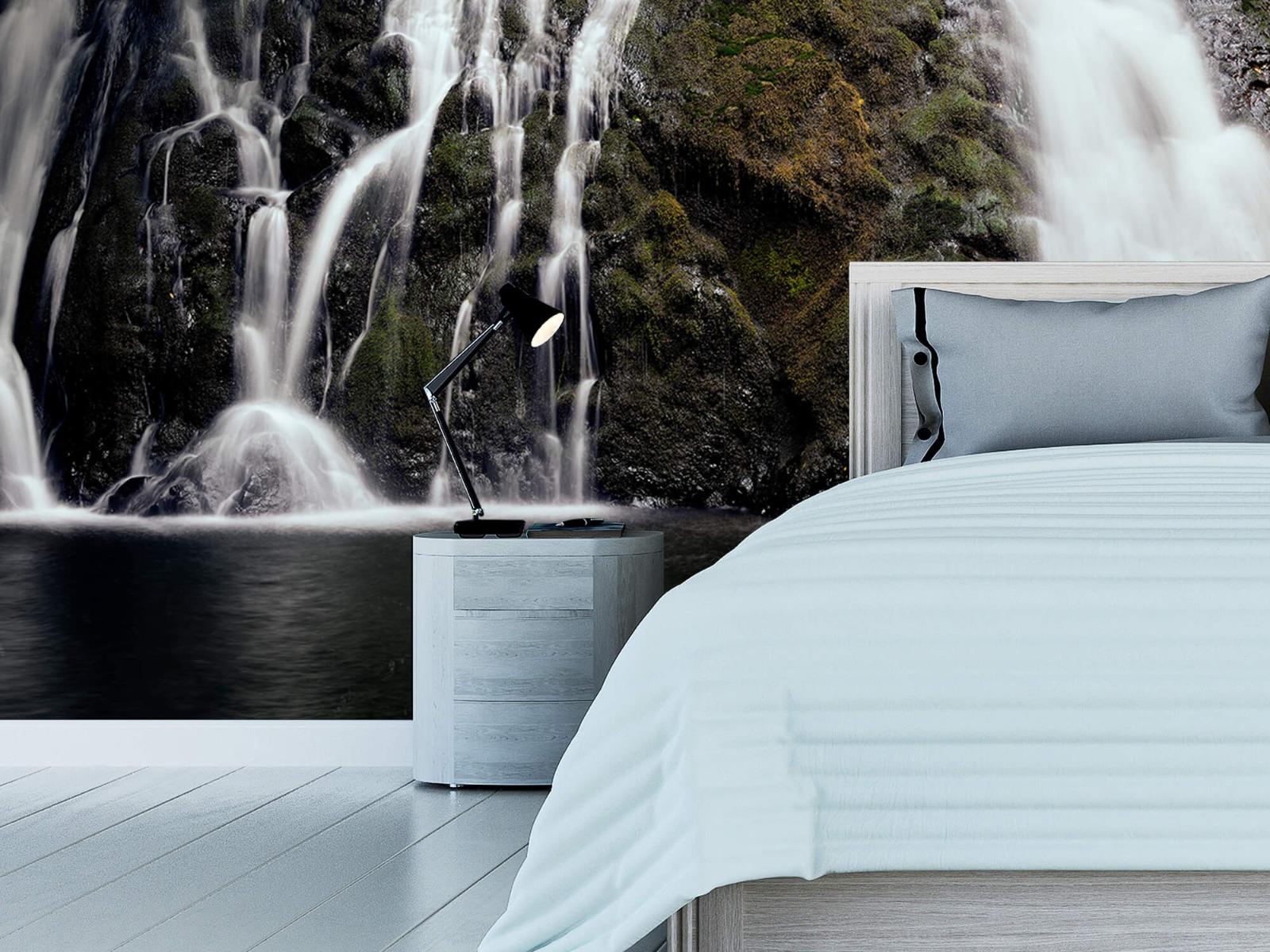 Watervallen - Waterval met 4 stromen - Wallexclusive - Slaapkamer 13