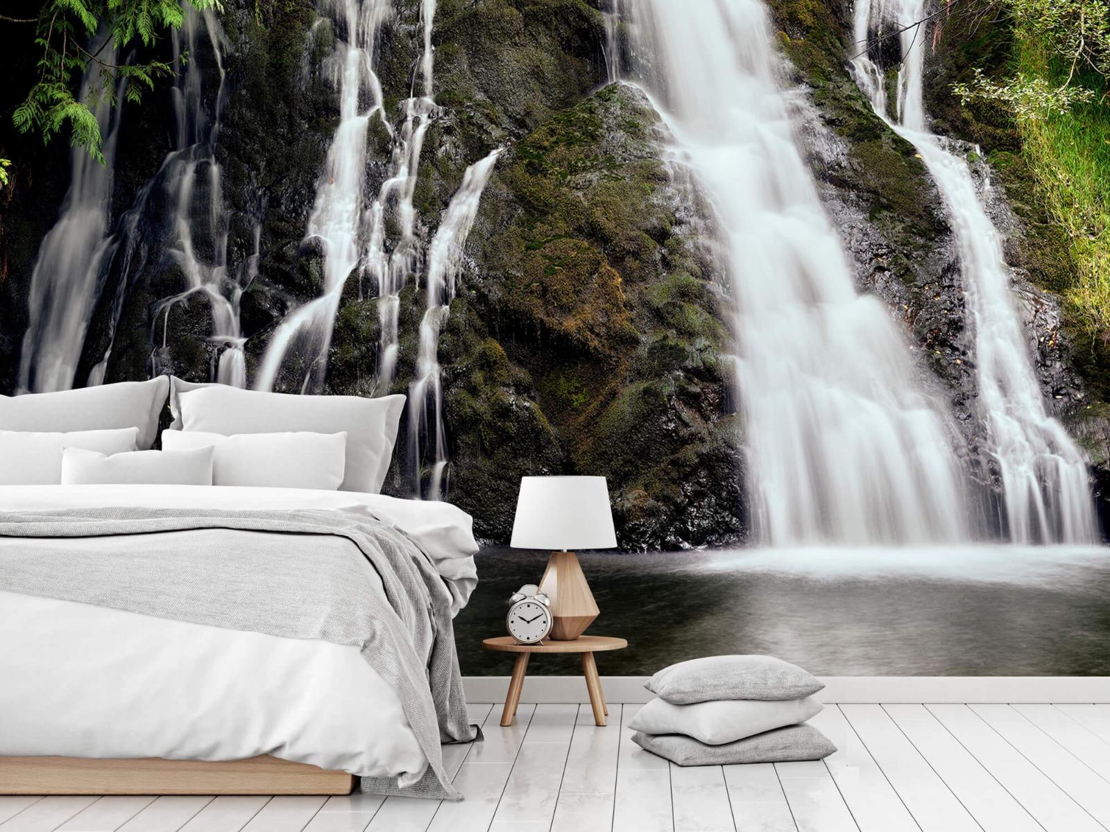 Watervallen - Waterval met 4 stromen - Wallexclusive - Slaapkamer 15