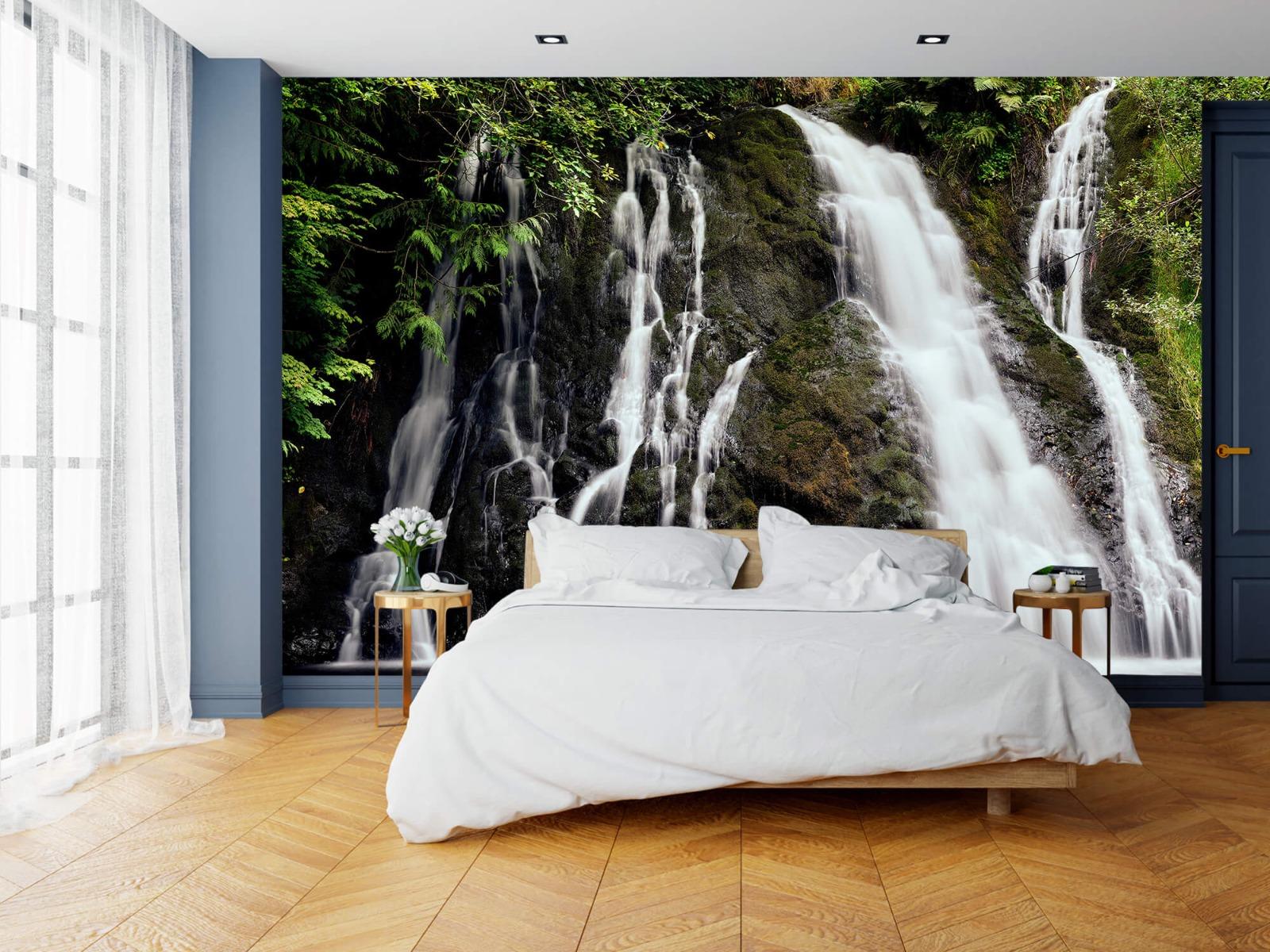 Watervallen - Waterval met 4 stromen - Wallexclusive - Slaapkamer 16