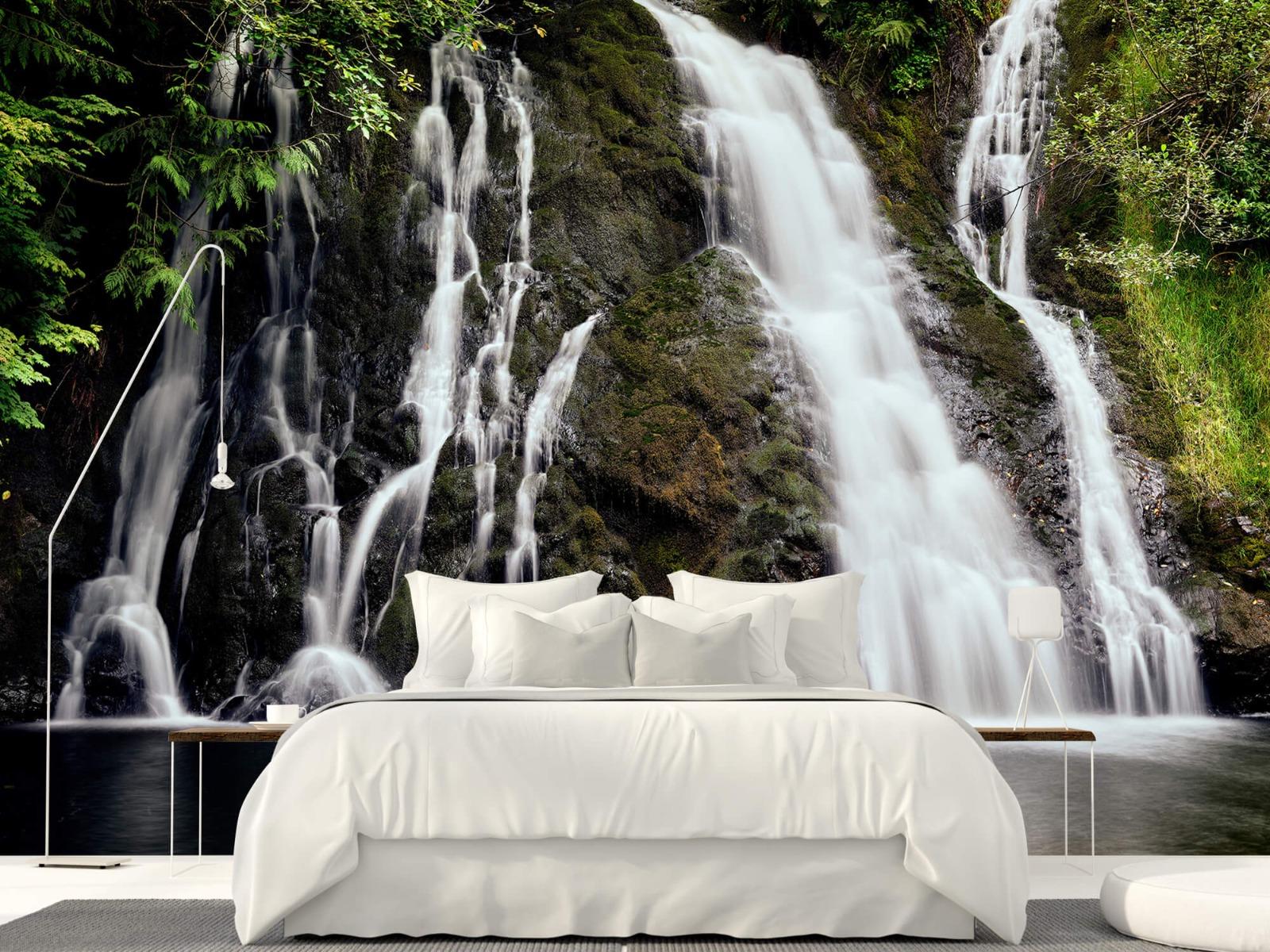 Watervallen - Waterval met 4 stromen - Wallexclusive - Slaapkamer 17