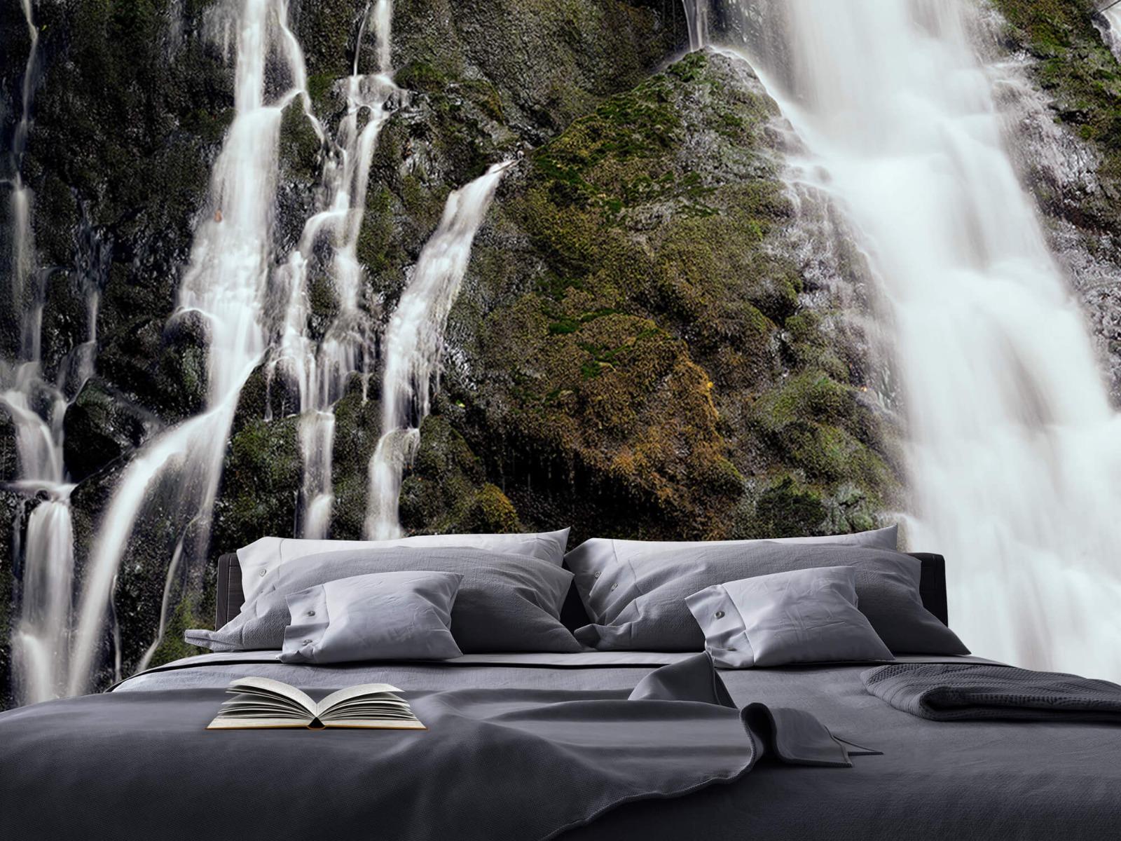 Watervallen - Waterval met 4 stromen - Wallexclusive - Slaapkamer 18