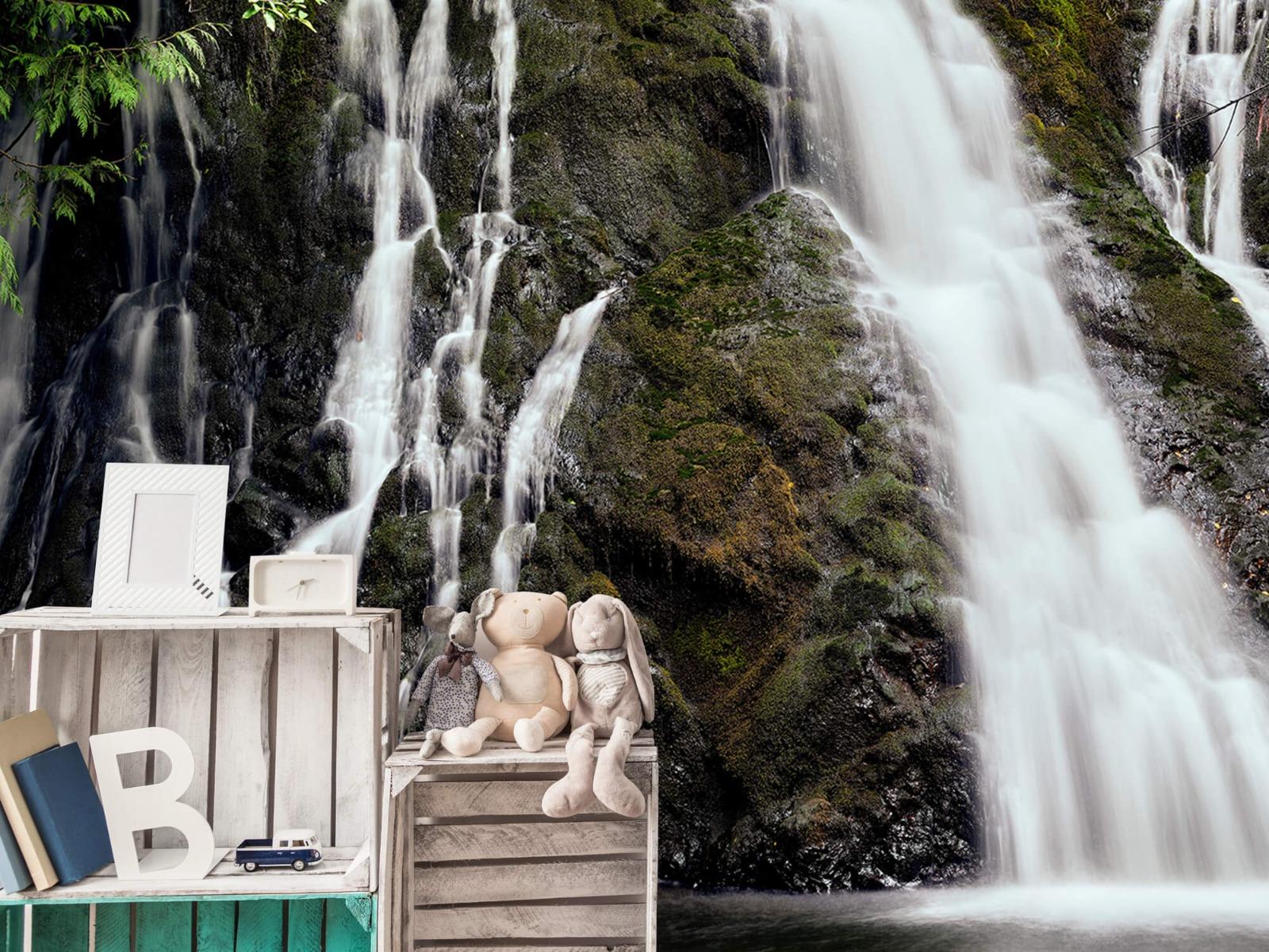 Watervallen - Waterval met 4 stromen - Wallexclusive - Slaapkamer 20