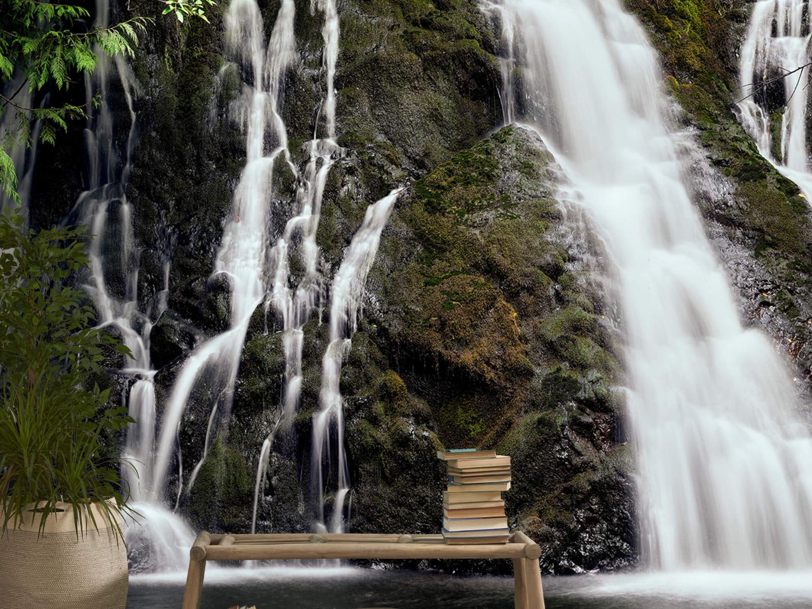 Watervallen - Waterval met 4 stromen - Wallexclusive - Slaapkamer 21