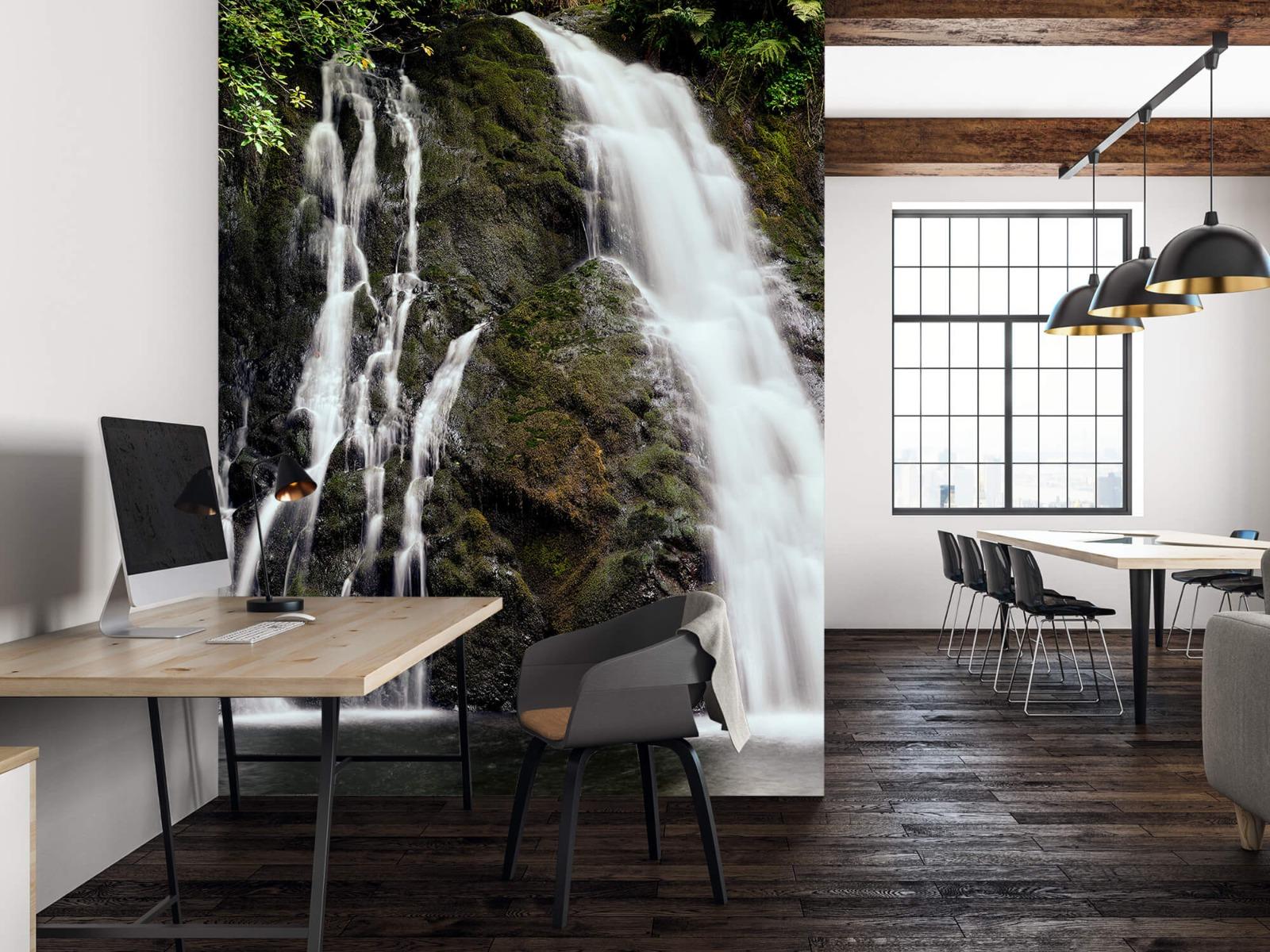 Watervallen - Waterval met 4 stromen - Wallexclusive - Slaapkamer 23