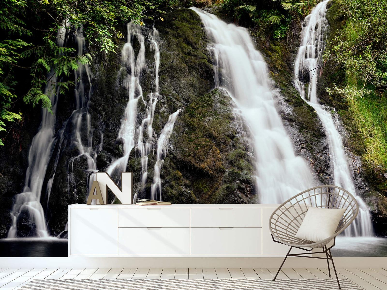 Watervallen - Waterval met 4 stromen - Wallexclusive - Slaapkamer 1