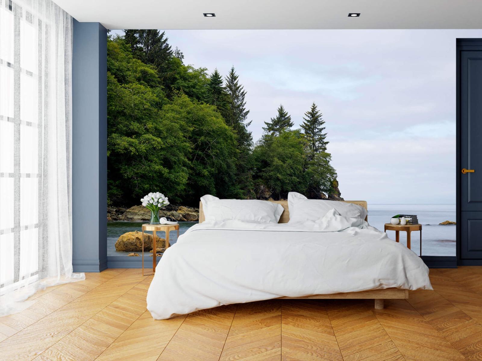 Bomen - Ruwe kustlijn - Slaapkamer 7