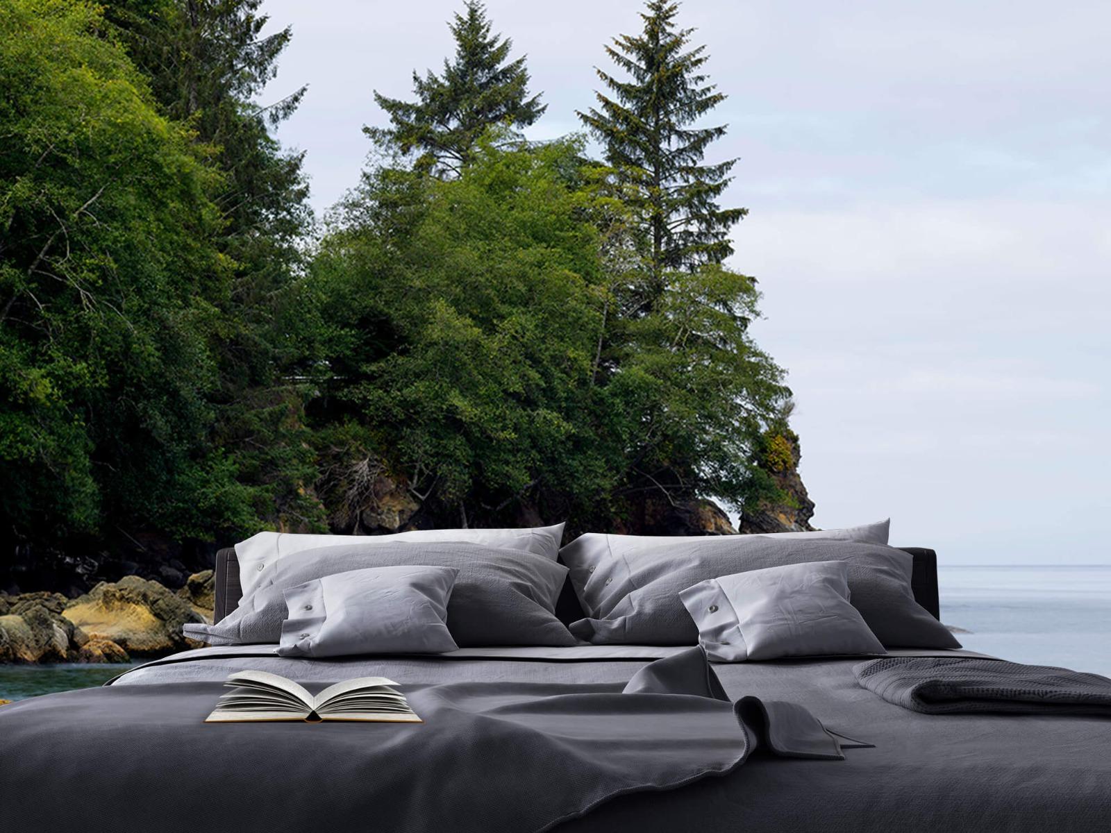 Bomen - Ruwe kustlijn - Slaapkamer 8