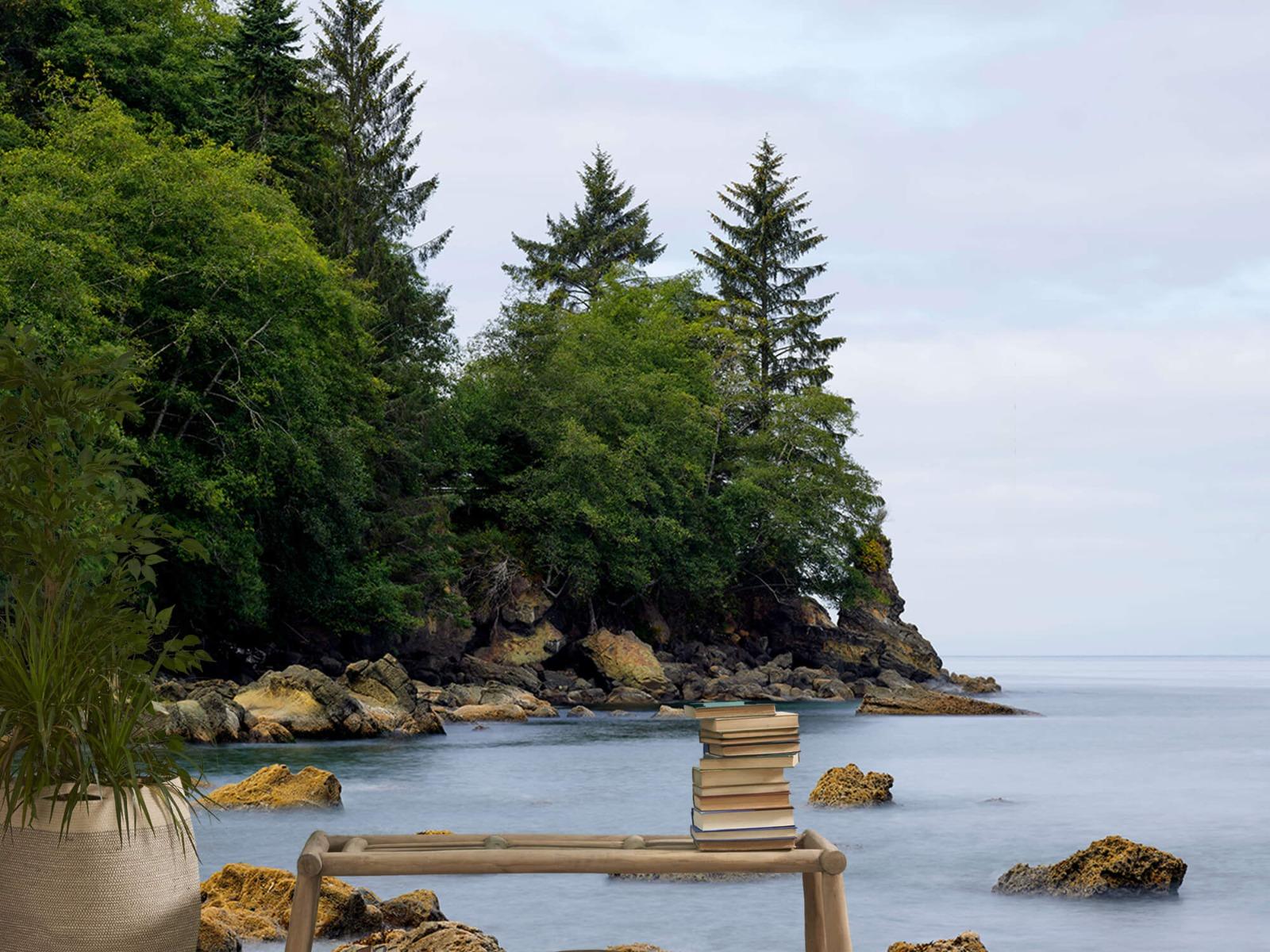 Bomen - Ruwe kustlijn - Slaapkamer 20