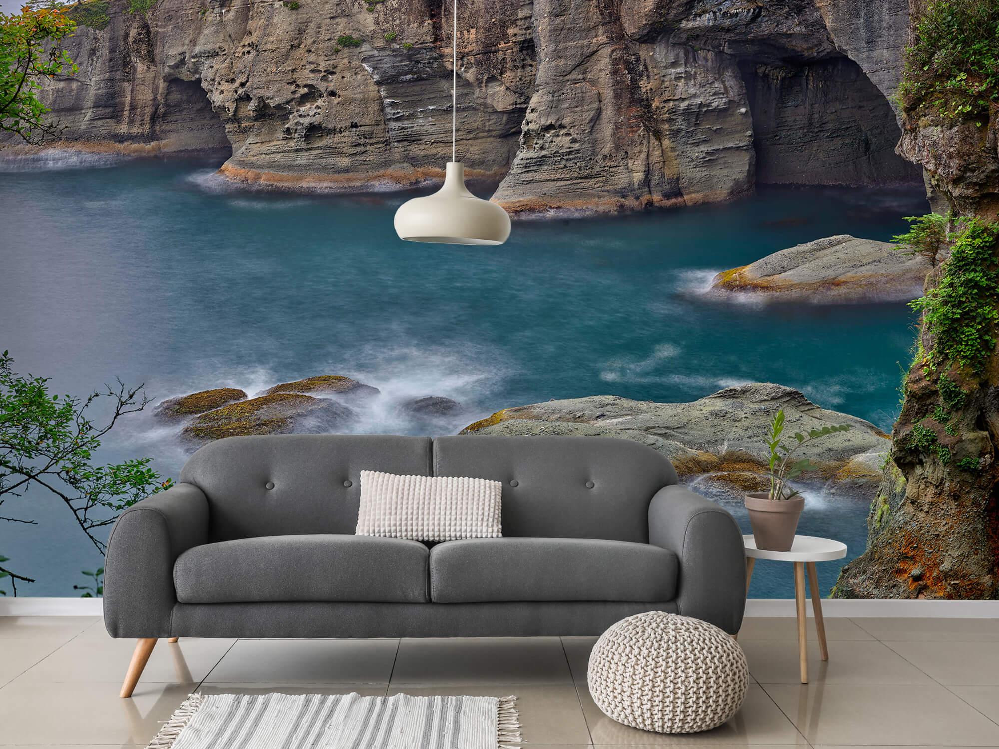 Zeeën en Oceanen - Inham rotskust - Slaapkamer 11