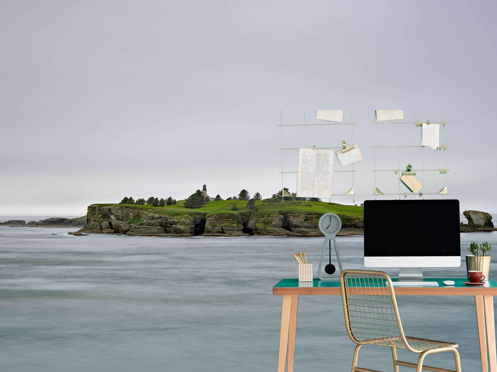 Zeeën en Oceanen - Eiland in zee - Slaapkamer 5
