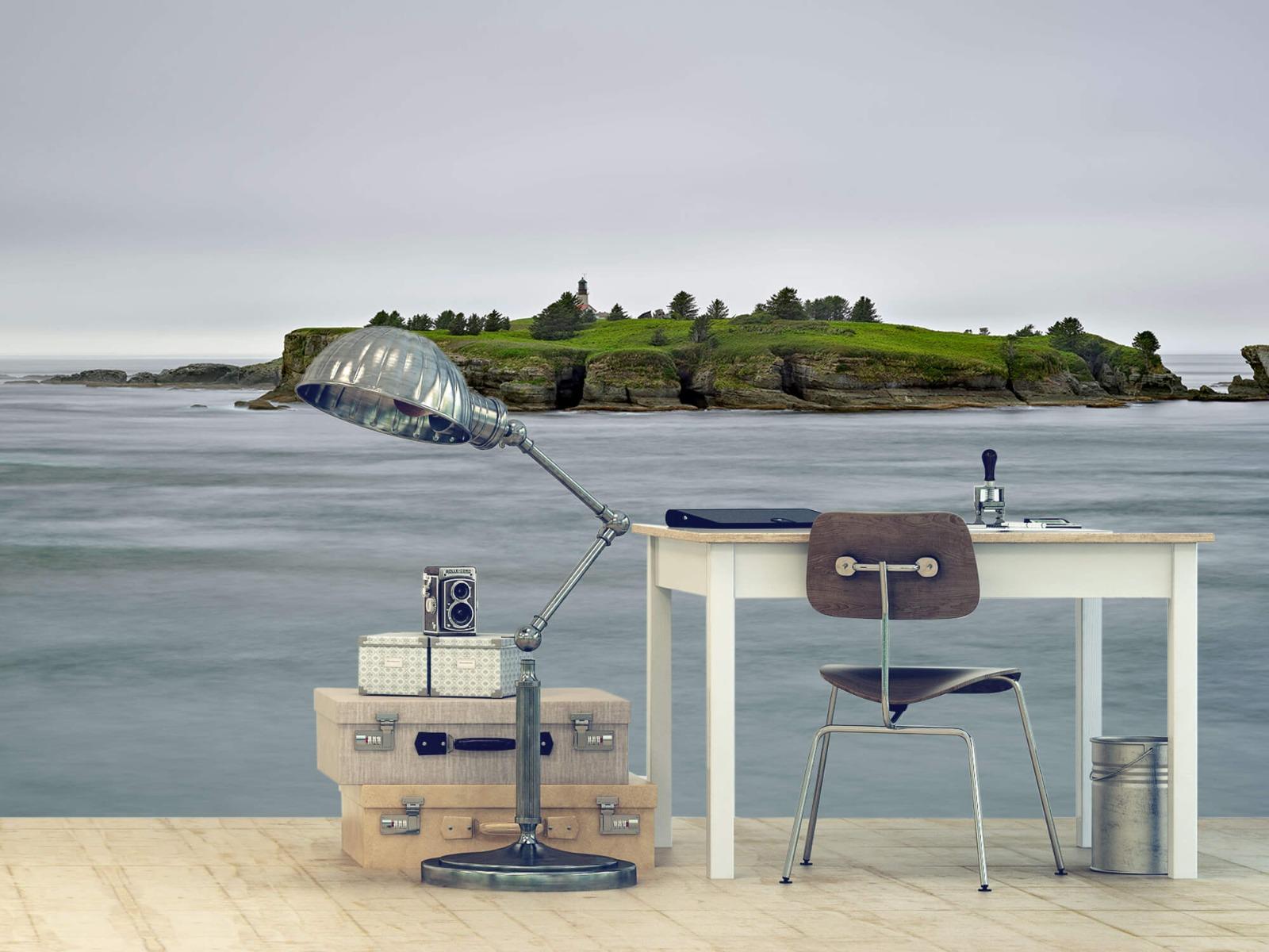 Zeeën en Oceanen - Eiland in zee - Slaapkamer 13