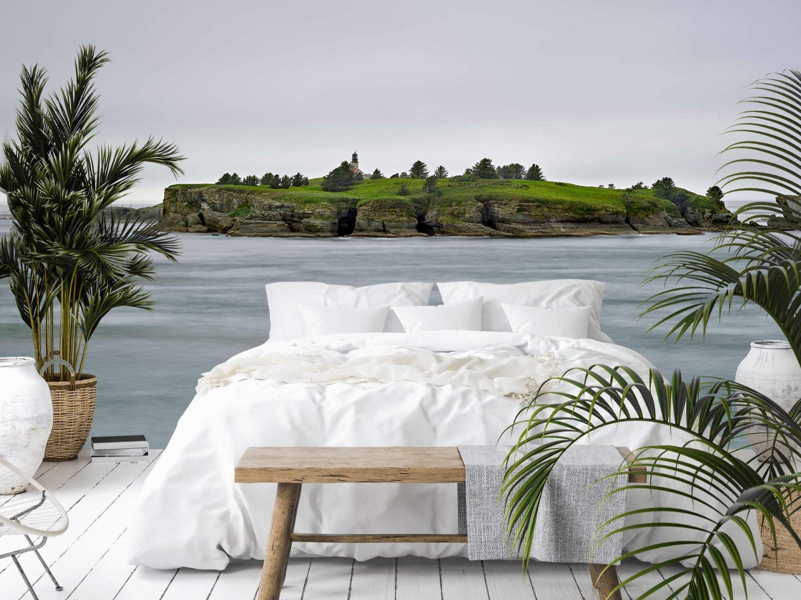Zeeën en Oceanen - Eiland in zee - Slaapkamer 17