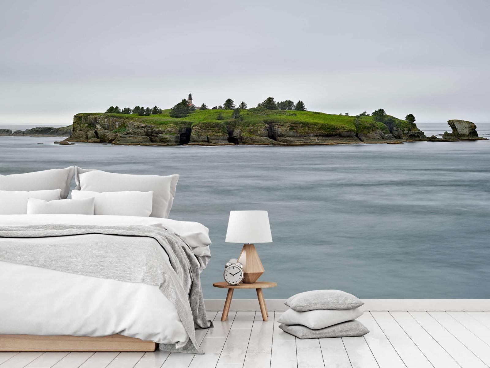 Zeeën en Oceanen - Eiland in zee - Slaapkamer 1