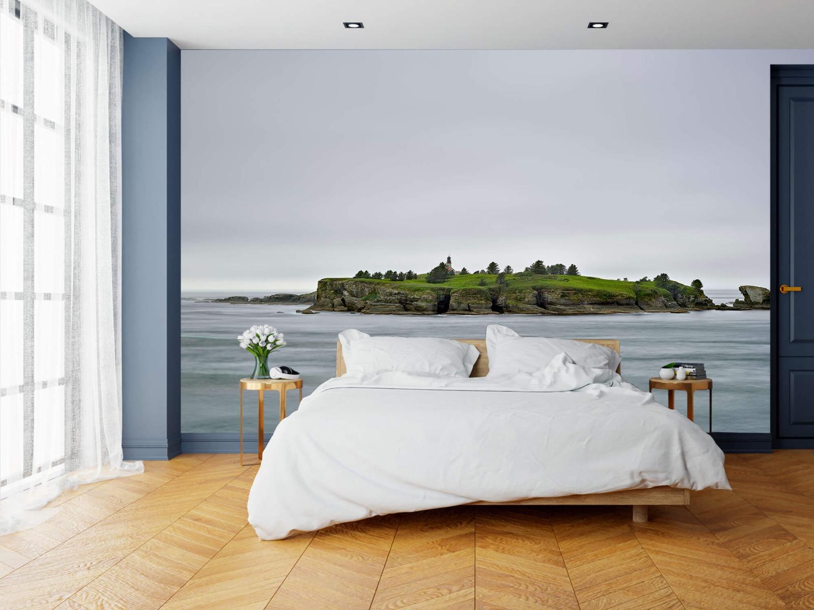 Zeeën en Oceanen - Eiland in zee - Slaapkamer 18