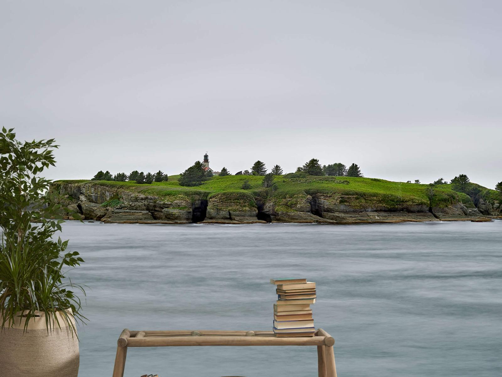 Zeeën en Oceanen - Eiland in zee - Slaapkamer 3