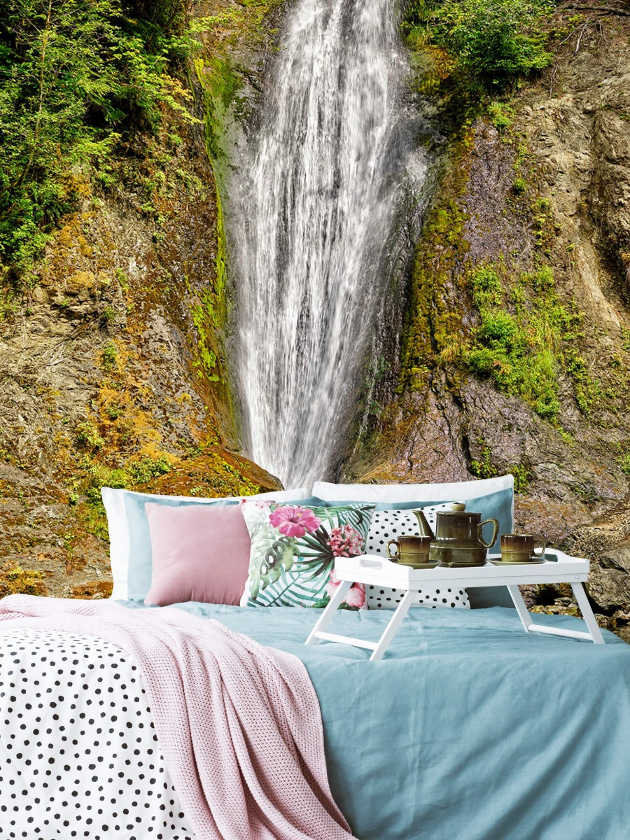 Watervallen - Bijzondere waterval - Slaapkamer 6